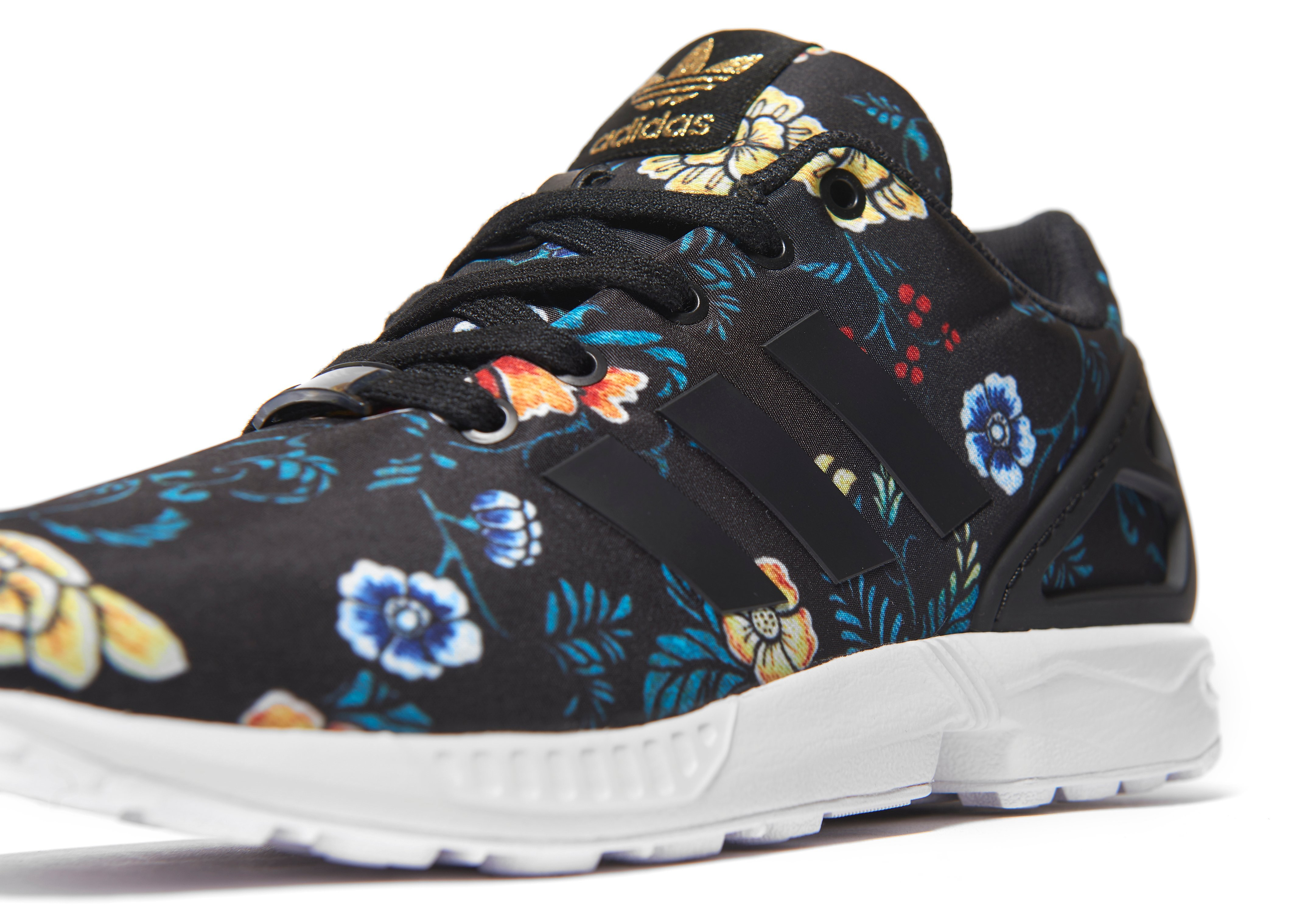 adidas ZX Flux Print Children