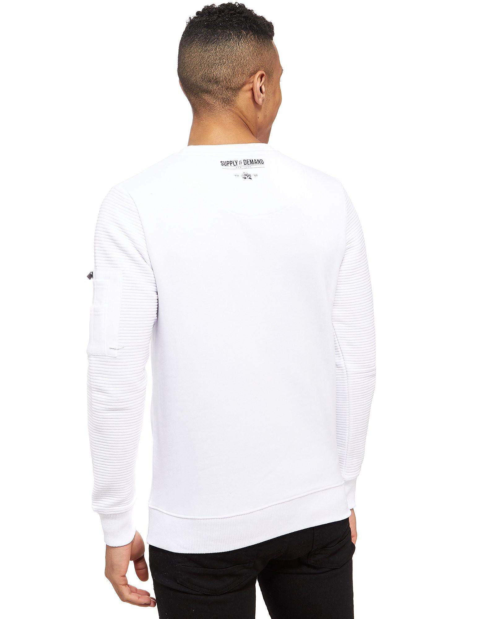 Supply & Demand Triller Crew Sweatshirt