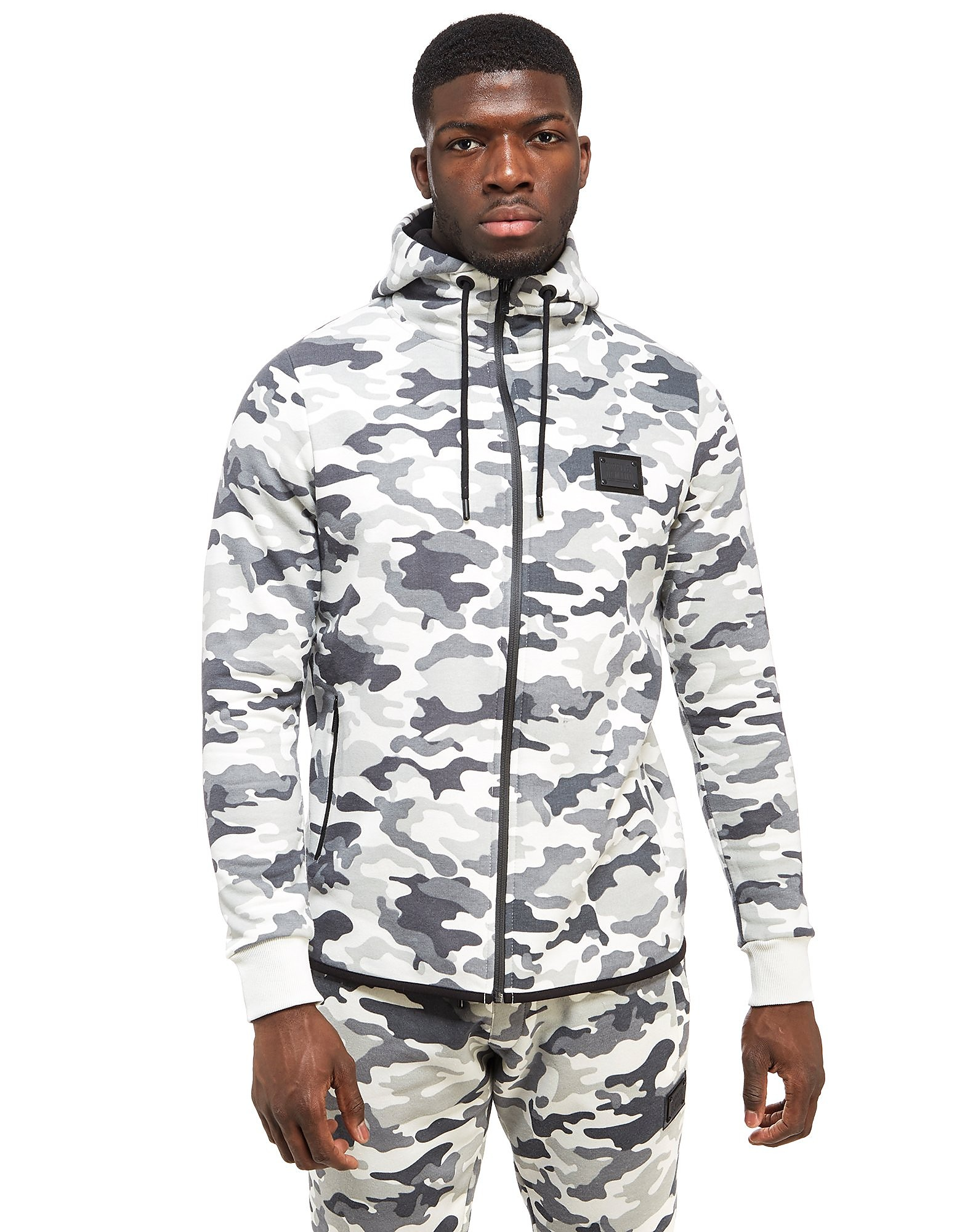 Supply & Demand Charge Hoody