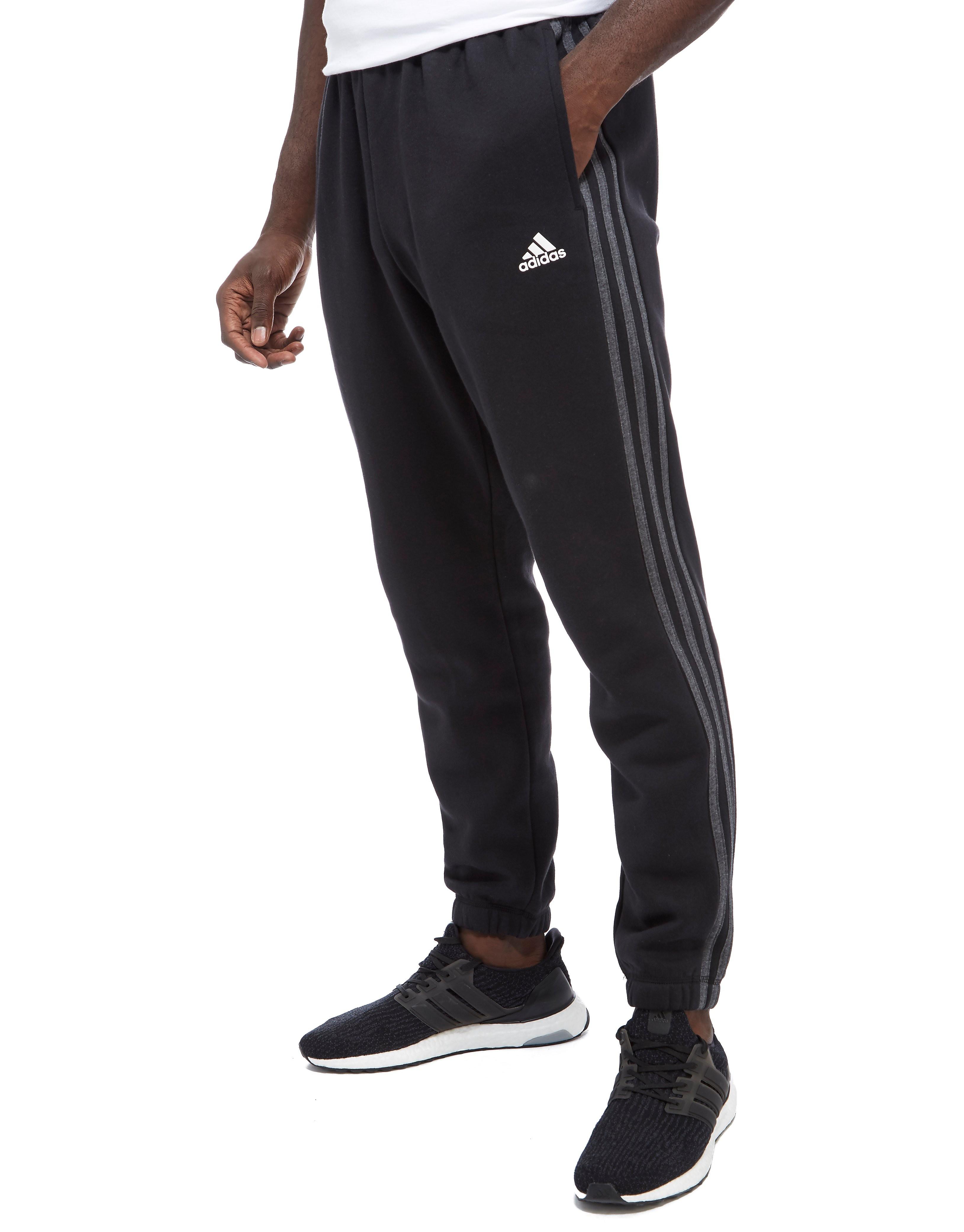 adidas 3-Stripes Essential Track Pants Heren - Zwart - Heren