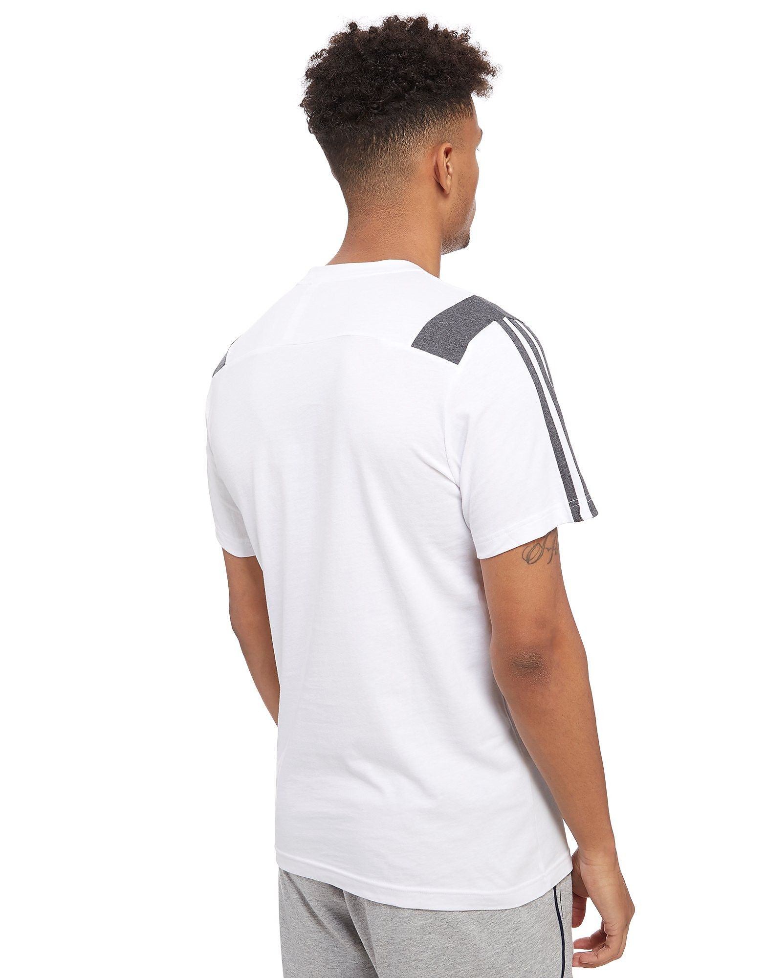 adidas 3 Stripe Essentials T-Shirt