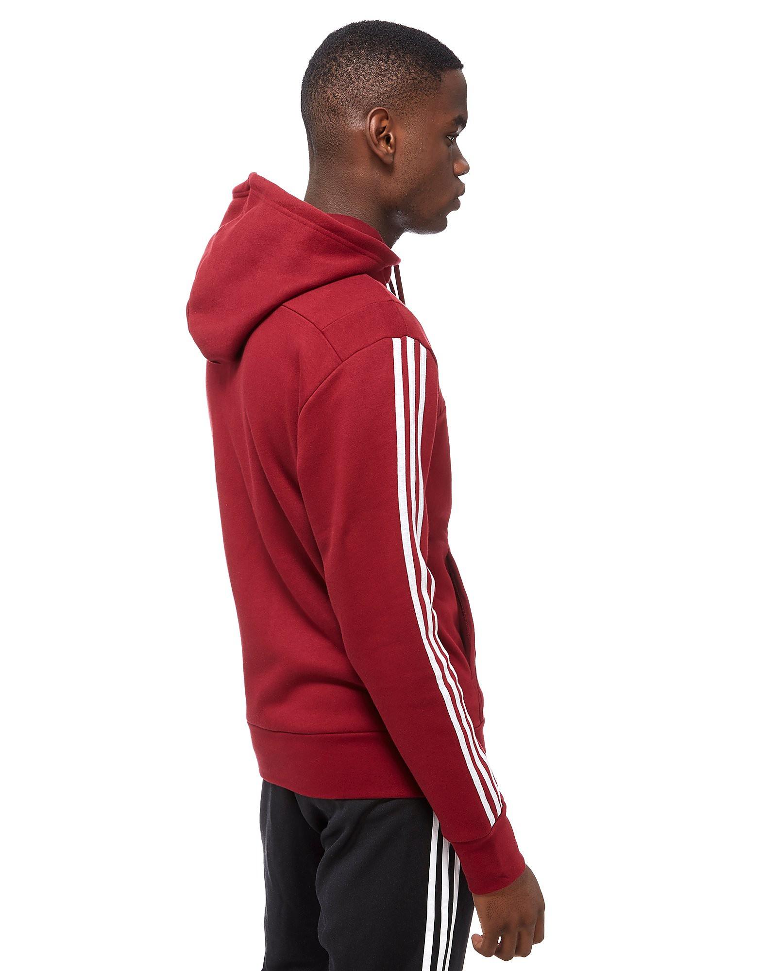 adidas 3-Stripes Essential Felpa con Cappuccio