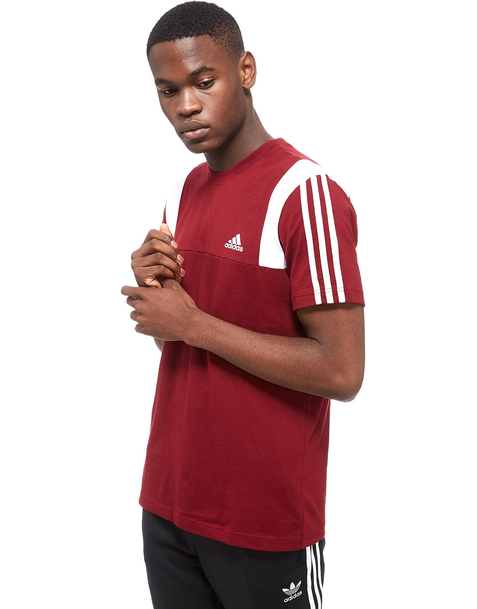 adidas camiseta 3-Stripe Essential