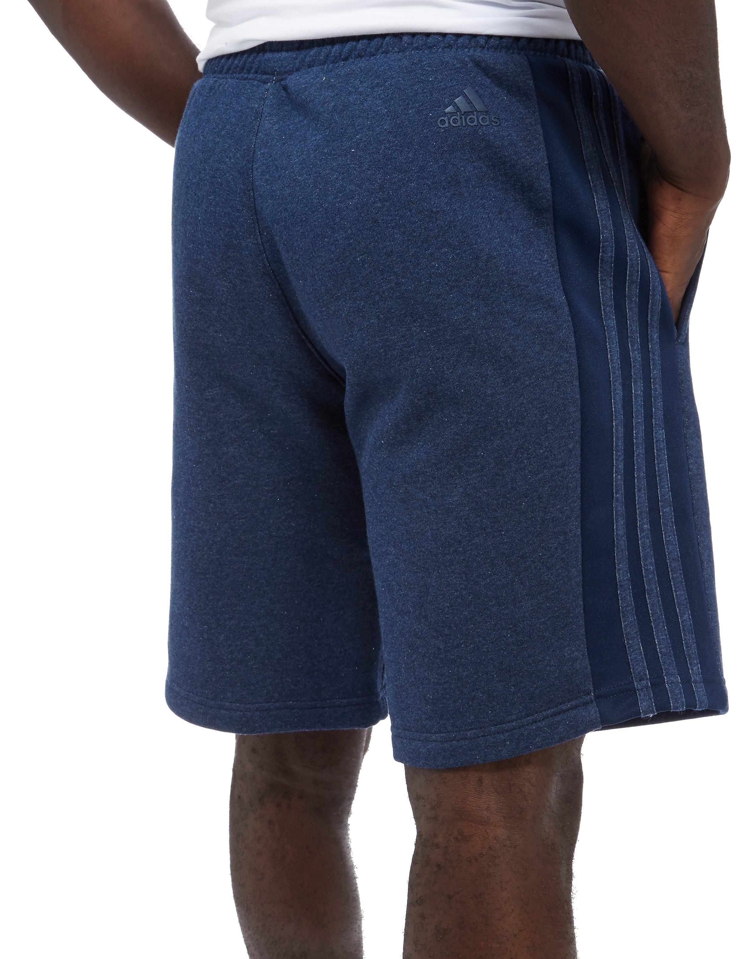 adidas pantalón corto Linear Fleece