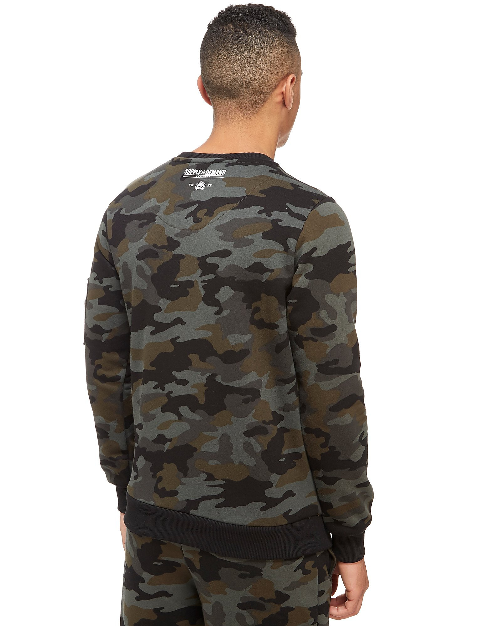 Supply & Demand Ammo Crew Sweatshirt
