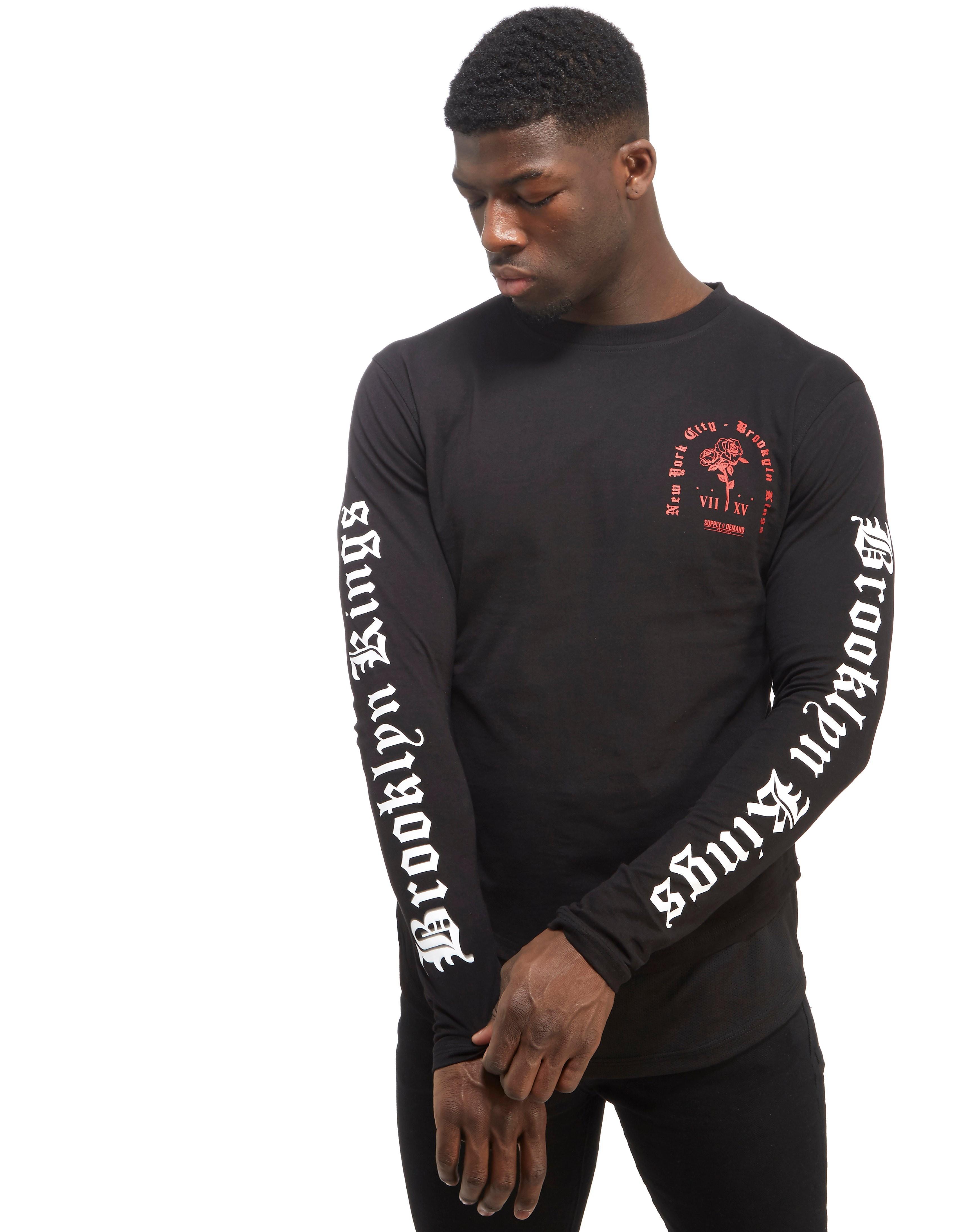 Supply & Demand Romantic Longsleeve T-Shirt