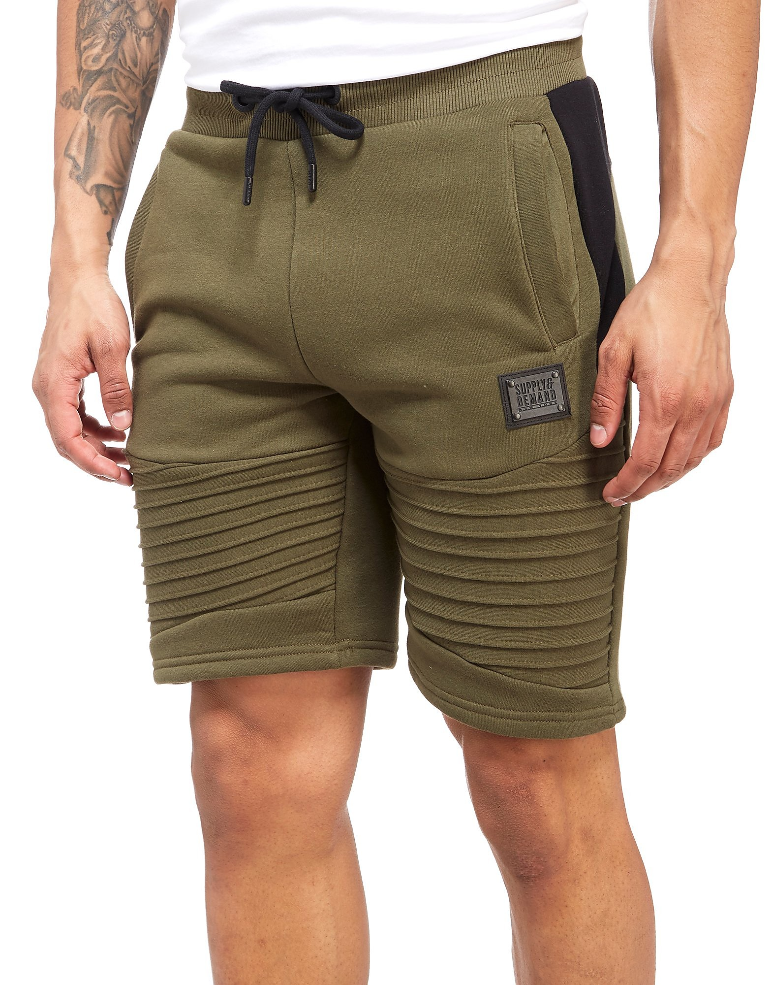 Supply & Demand Bullet-shorts