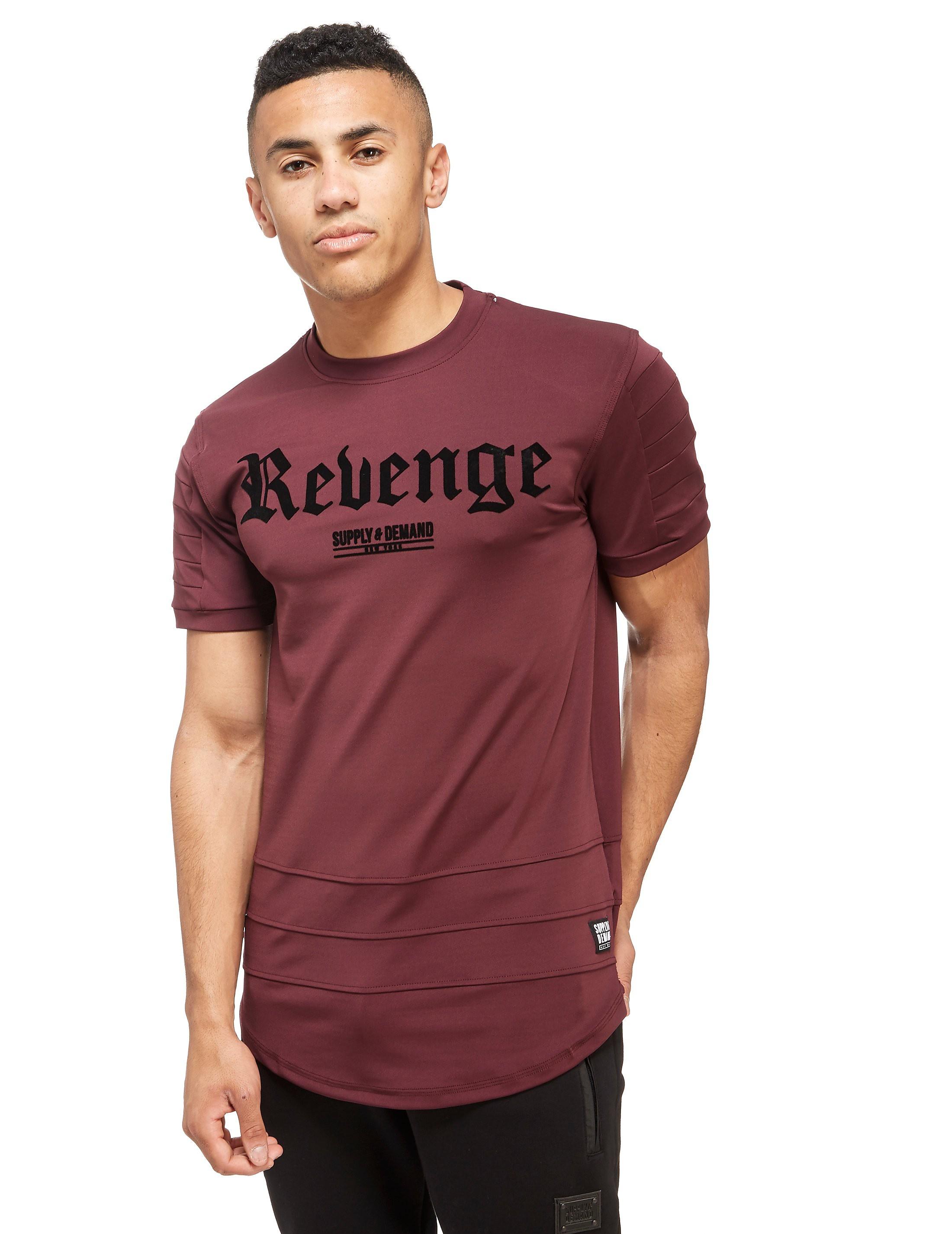 Supply & Demand Camiseta Revenge Gothic