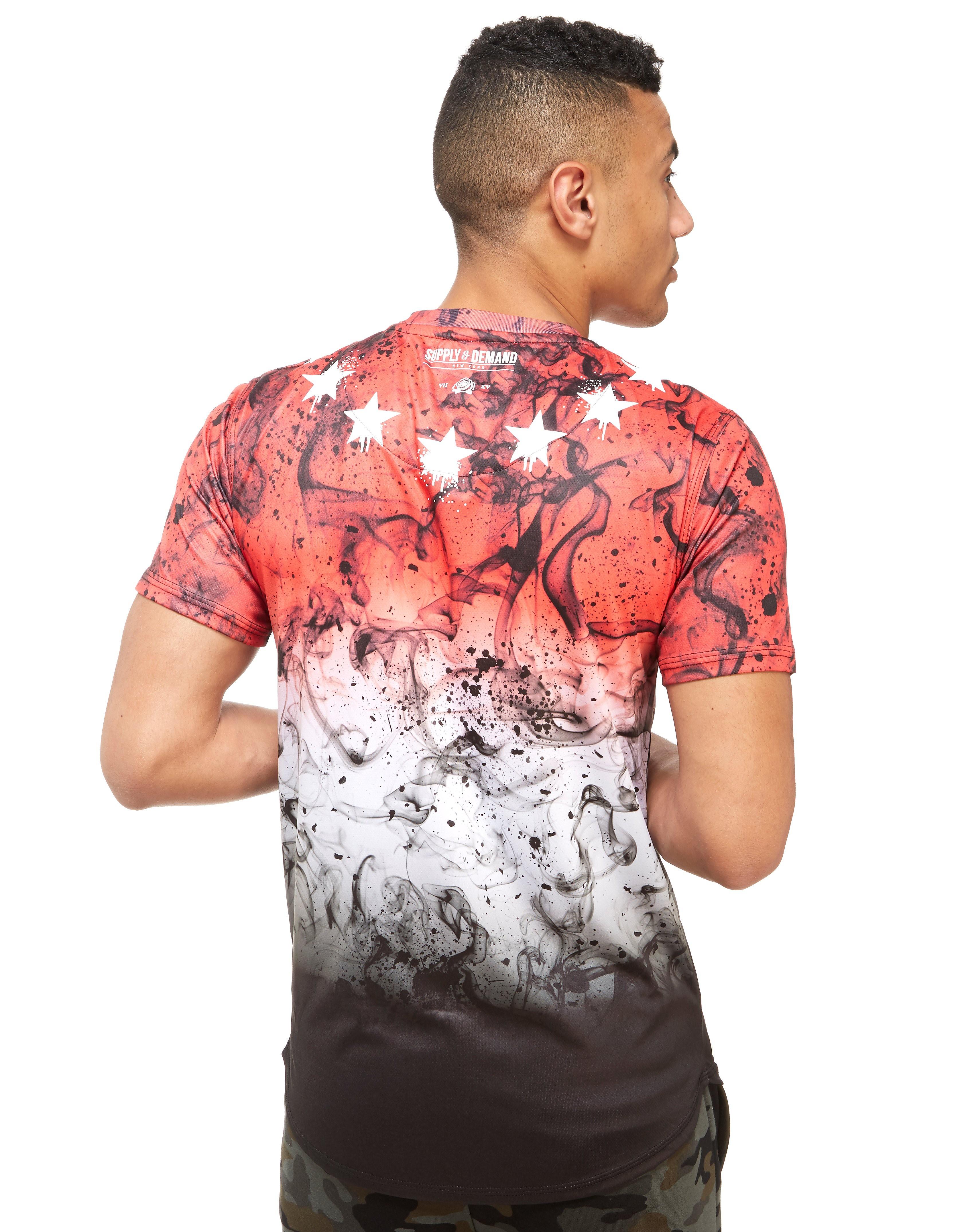 Supply & Demand Trio Smoke T-Shirt