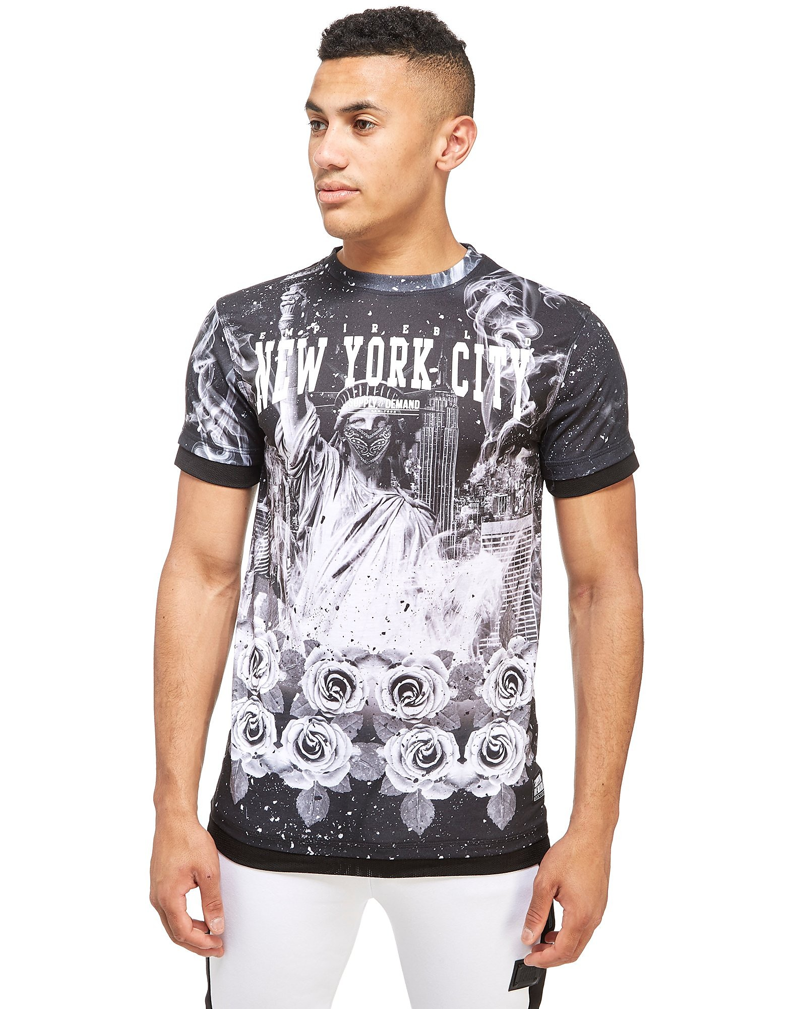 Supply & Demand Liberty Flame T-Shirt