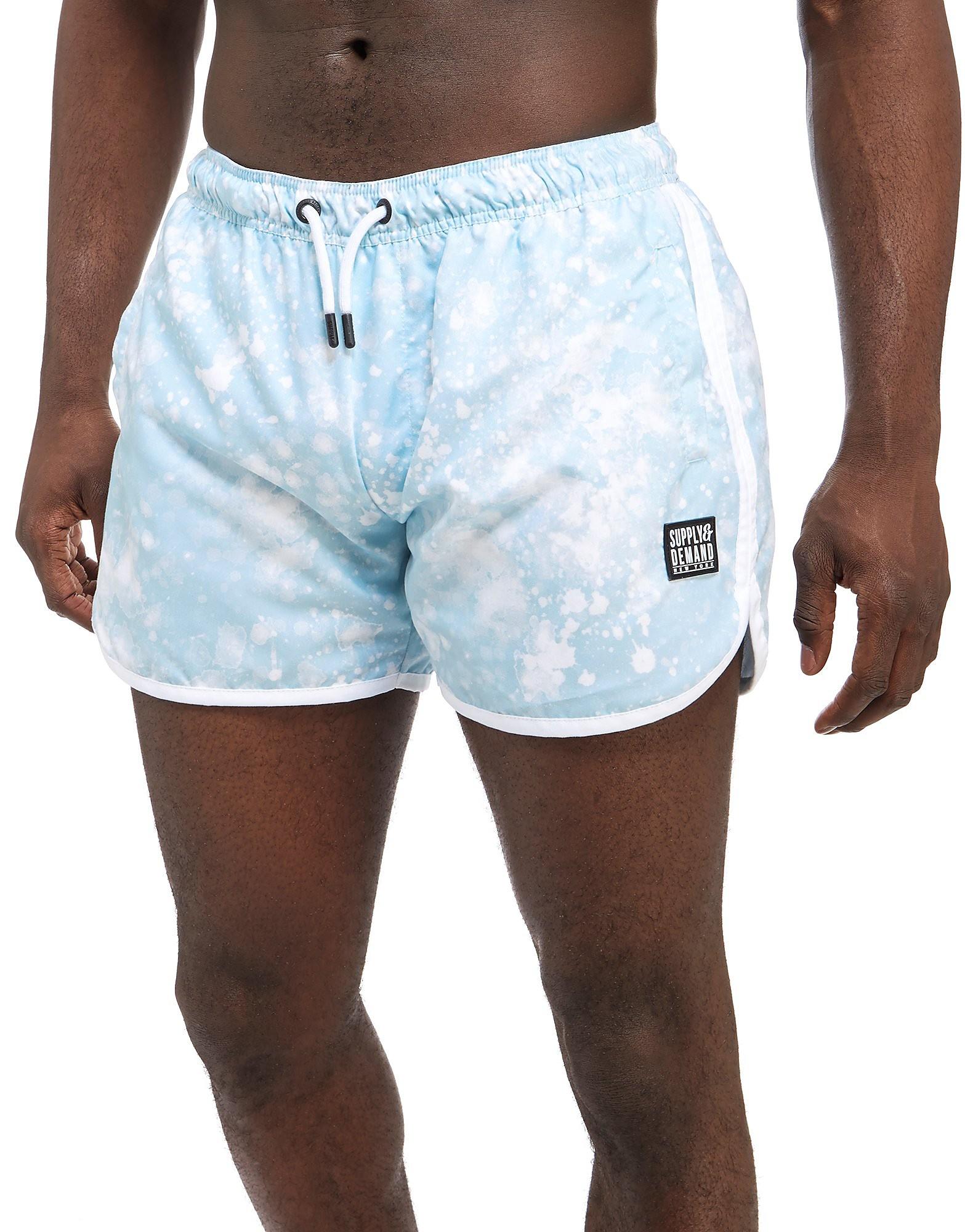 Supply & Demand Sugar Swim Shorts