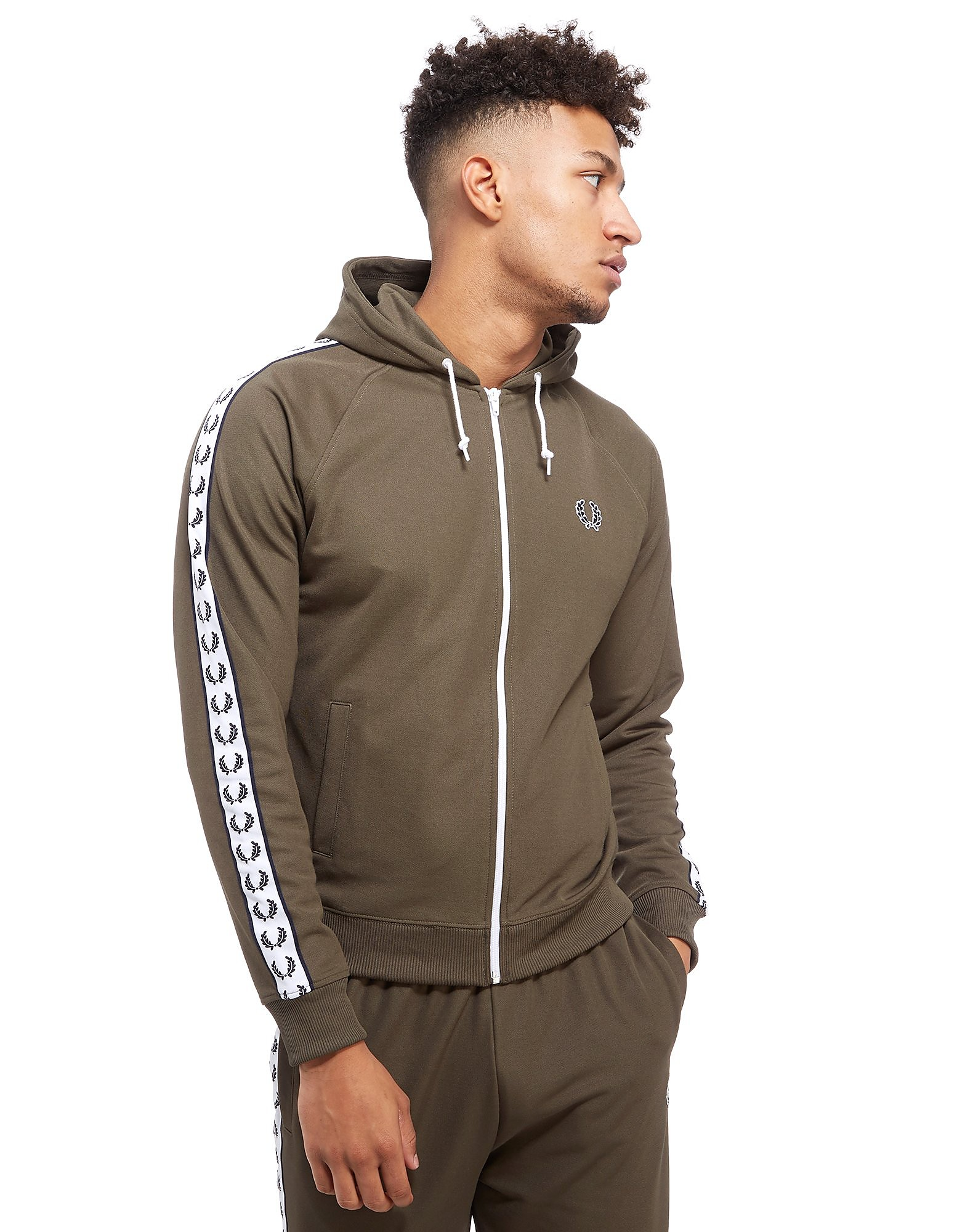 Fred Perry Tape Hoody