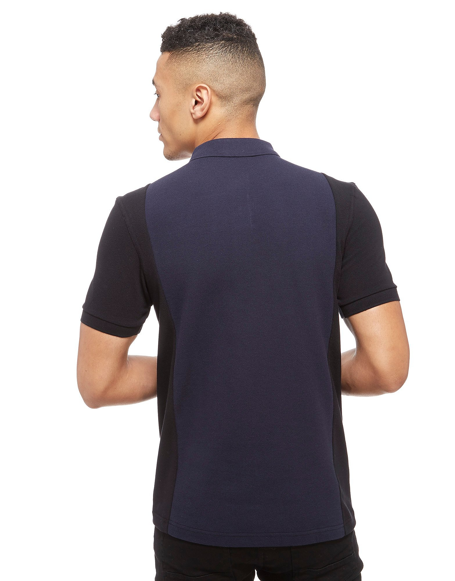 Fred Perry Block Panel Polo Shirt