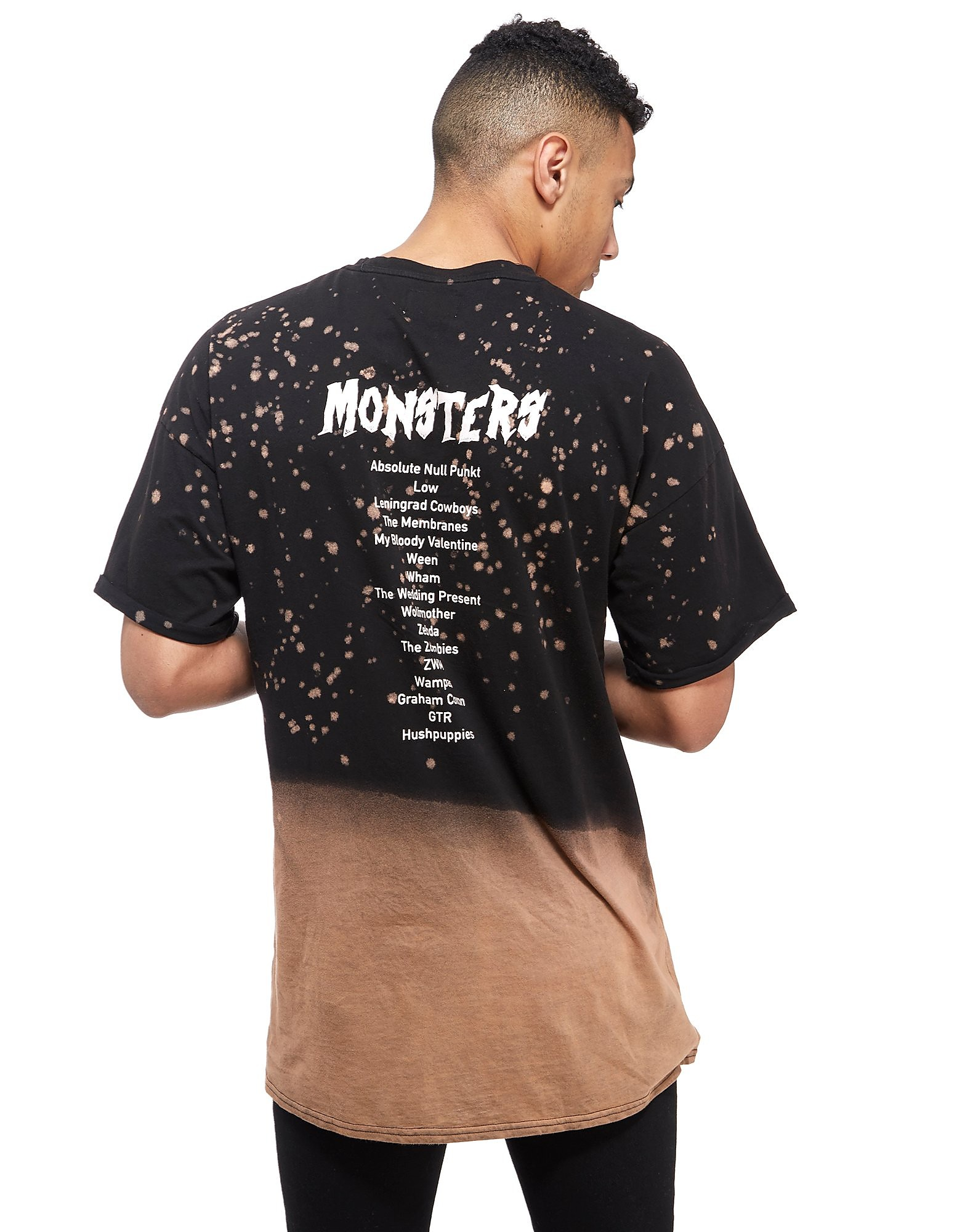 Sixth June Bleach Washed T-Shirt