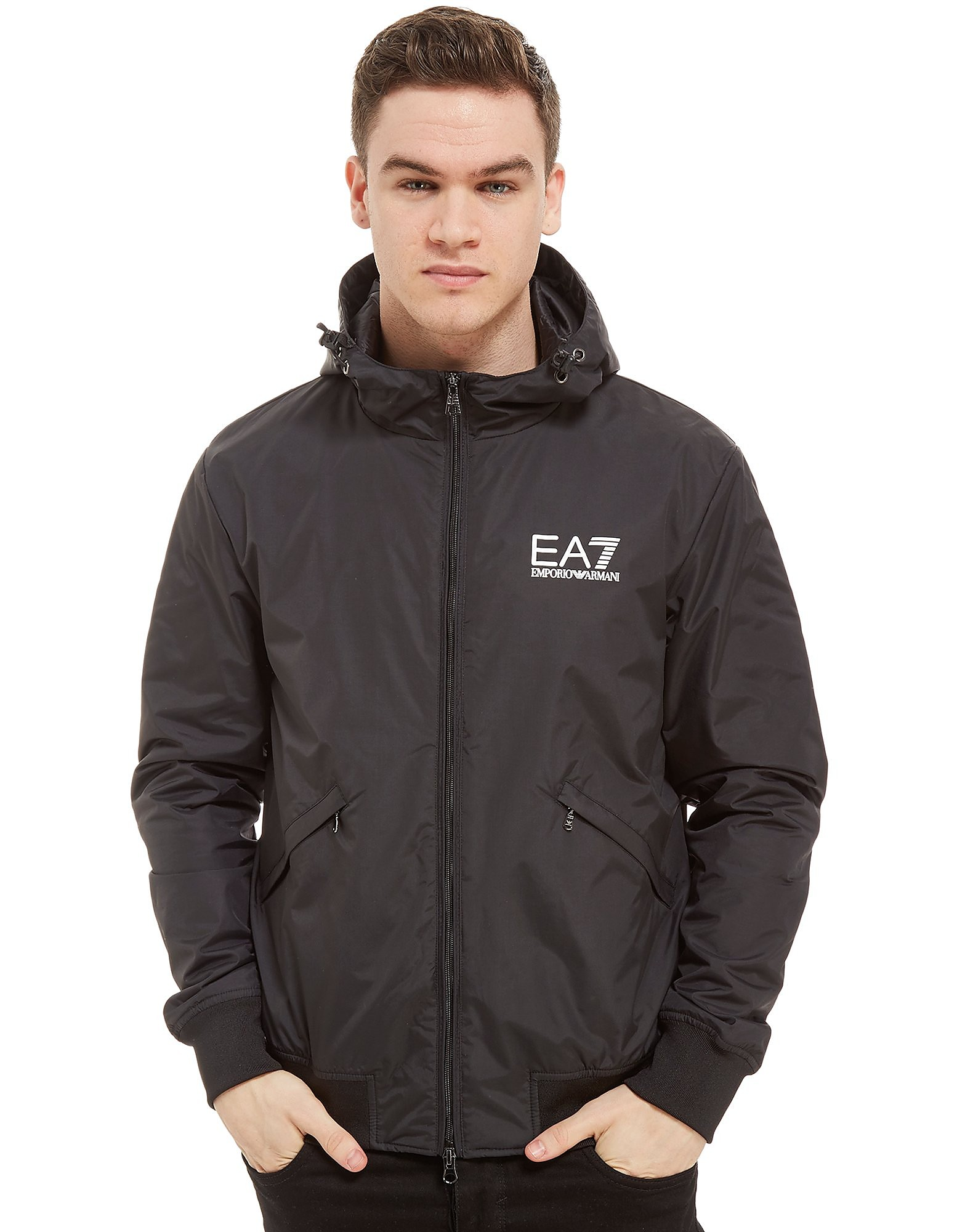 Emporio Armani EA7 Core Hooded Padded Jacket