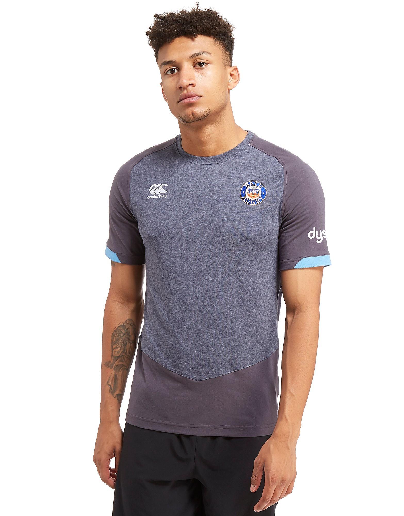 Canterbury Bath Rugby Training Cotton T-Shirt