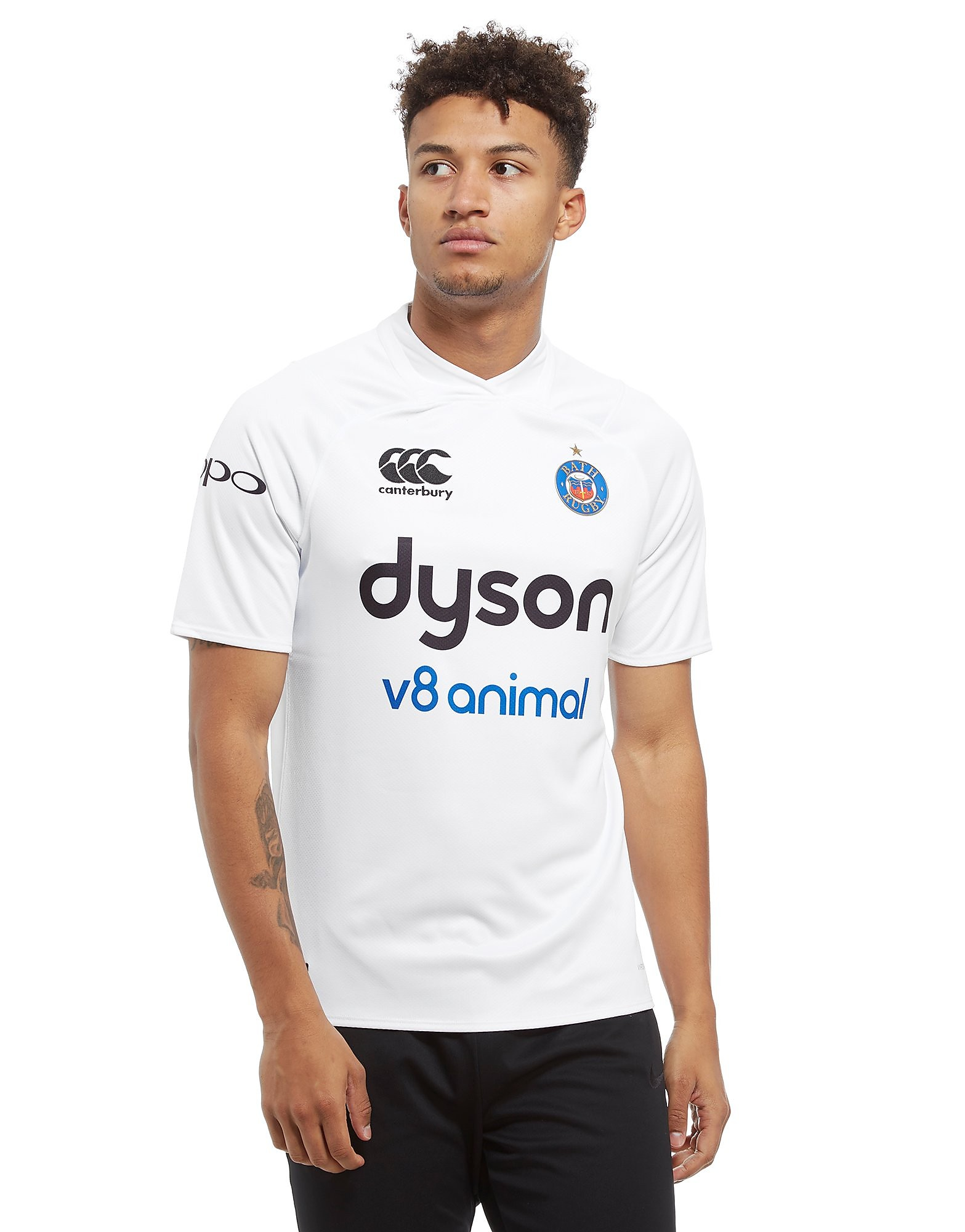 Canterbury Bath Away 2017/18 Pro Shirt