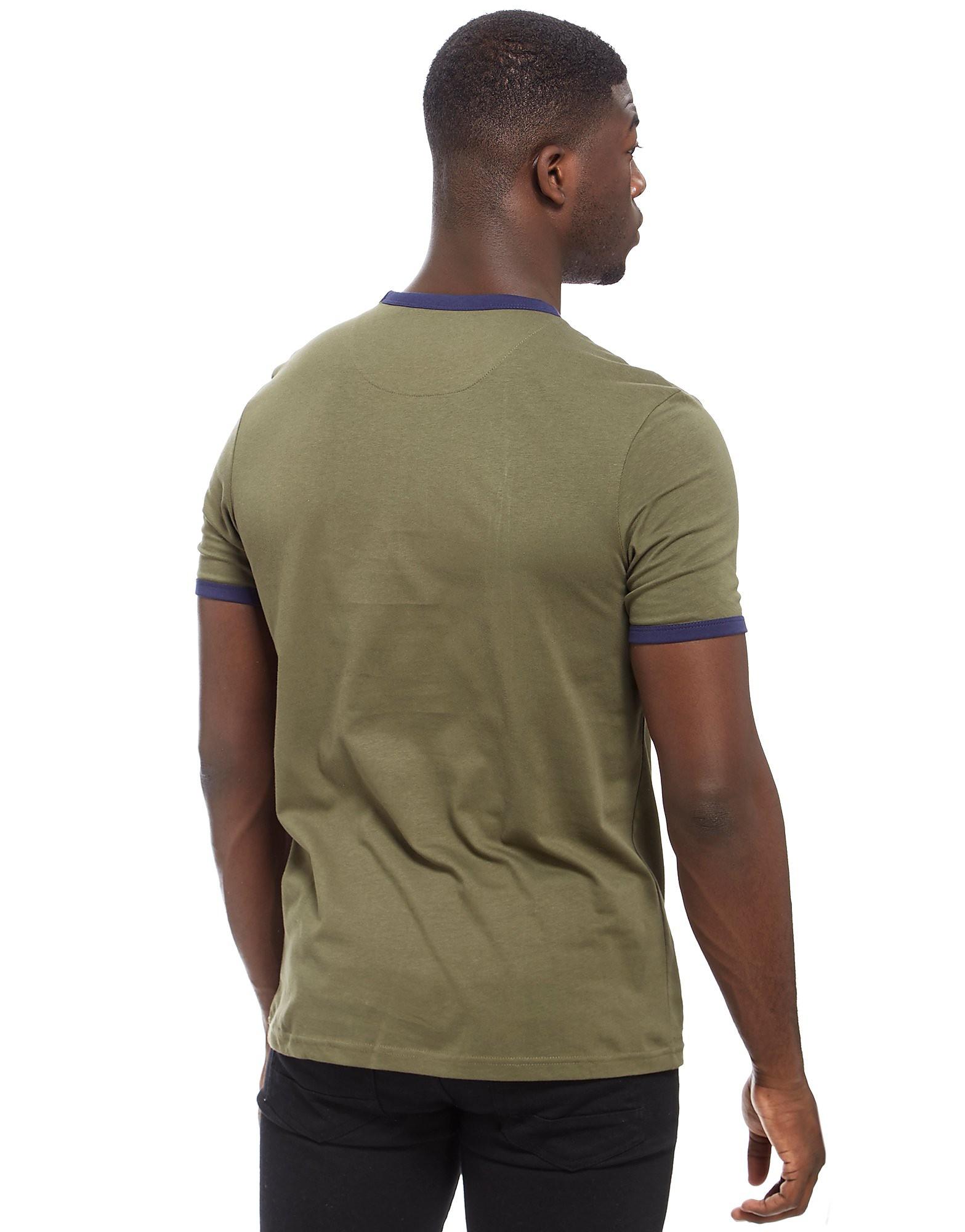 Lyle & Scott Ringer Kurzärmliges T-Shirt