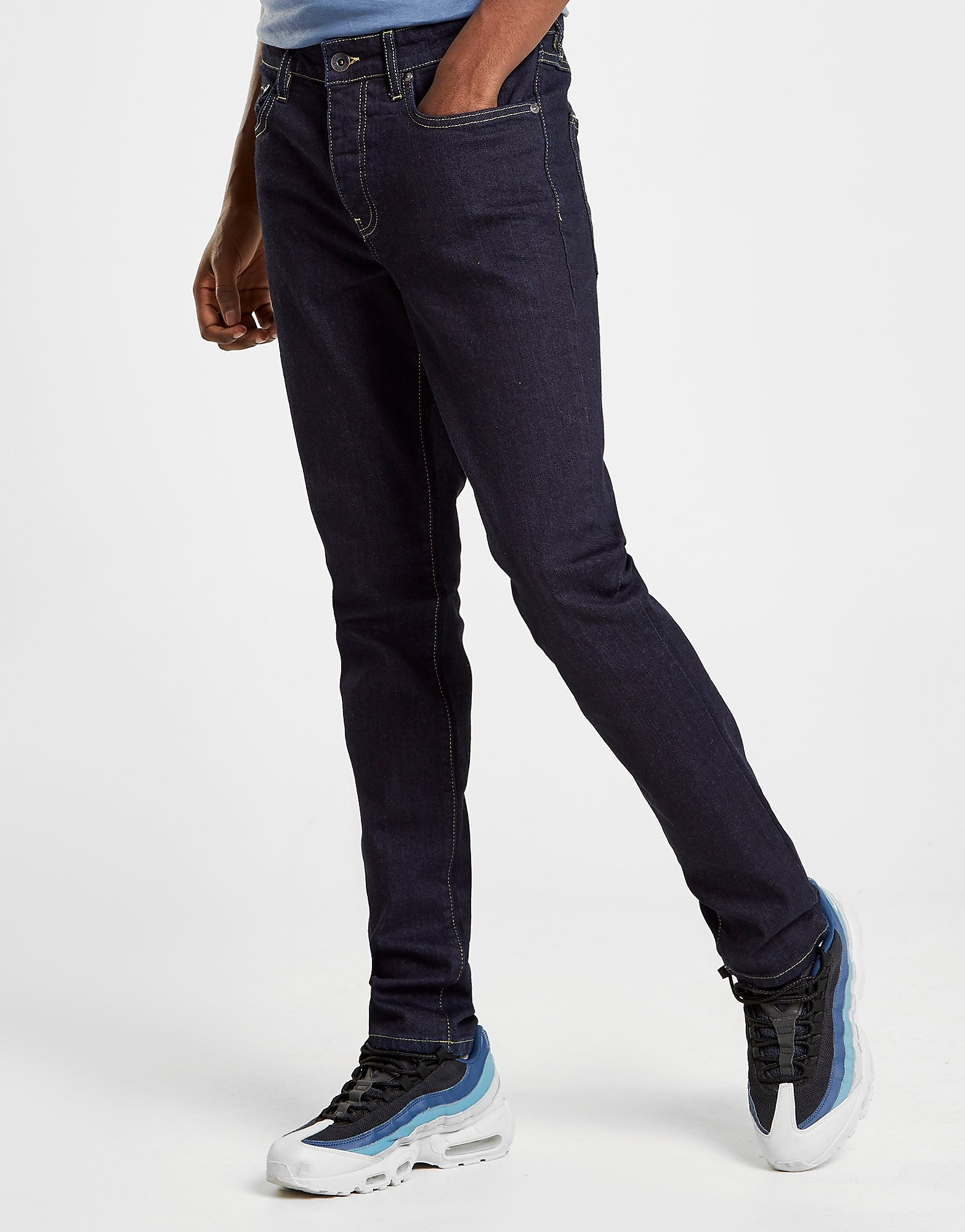 Lyle & Scott 5 Pocket Slim Jeans