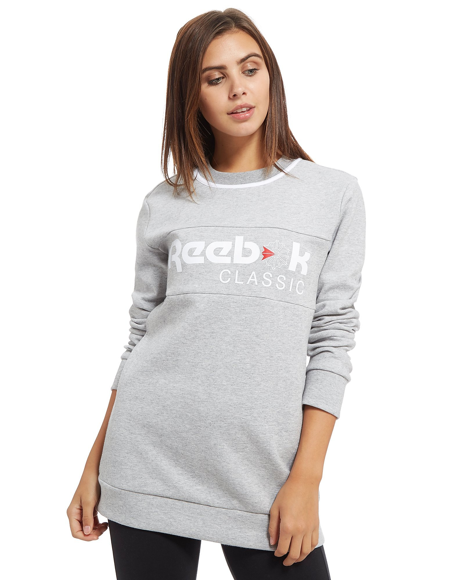 Reebok Classics Iconic Fleece Crew Sweatshirt