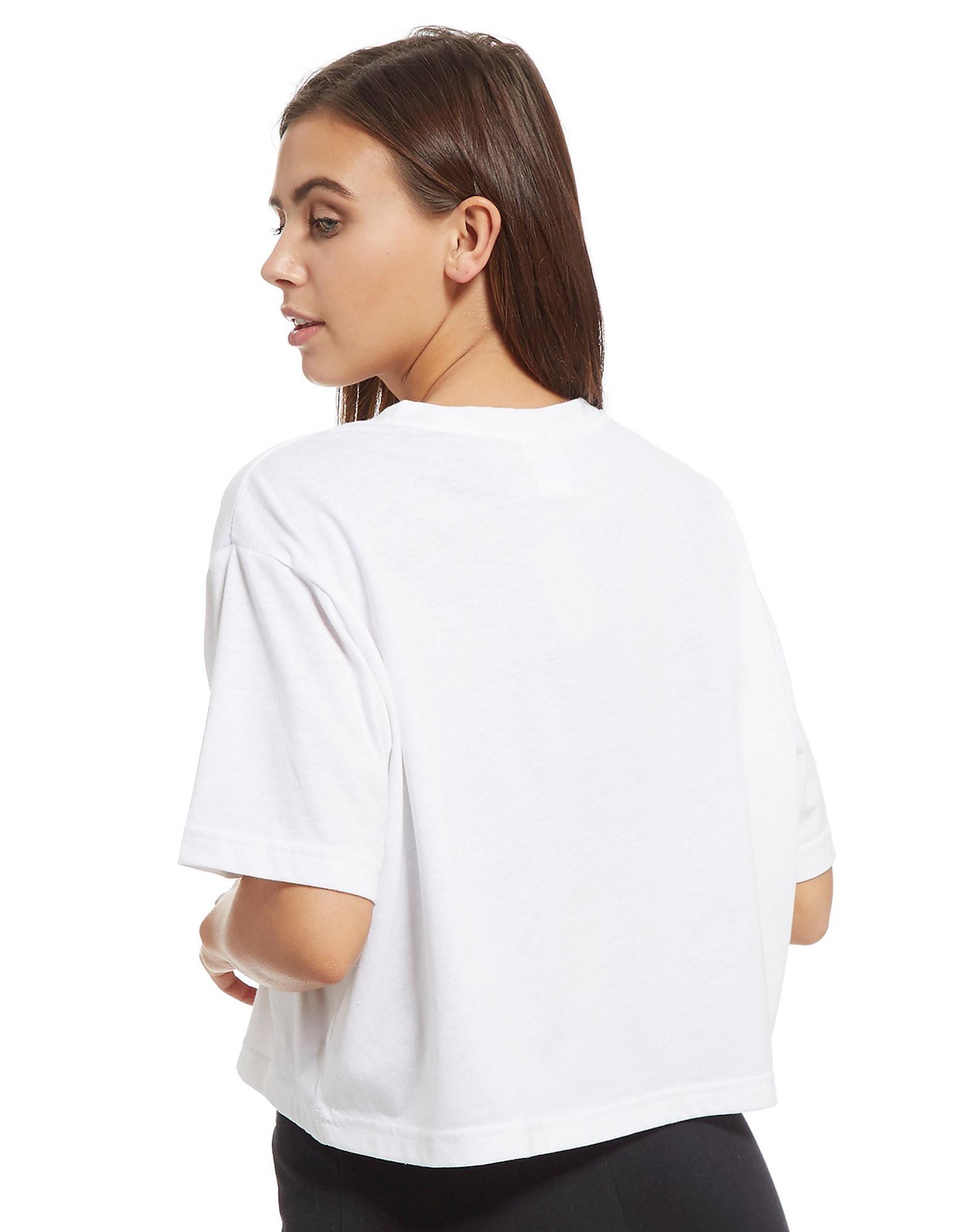 Reebok Classic Cropped T-Shirt Dames