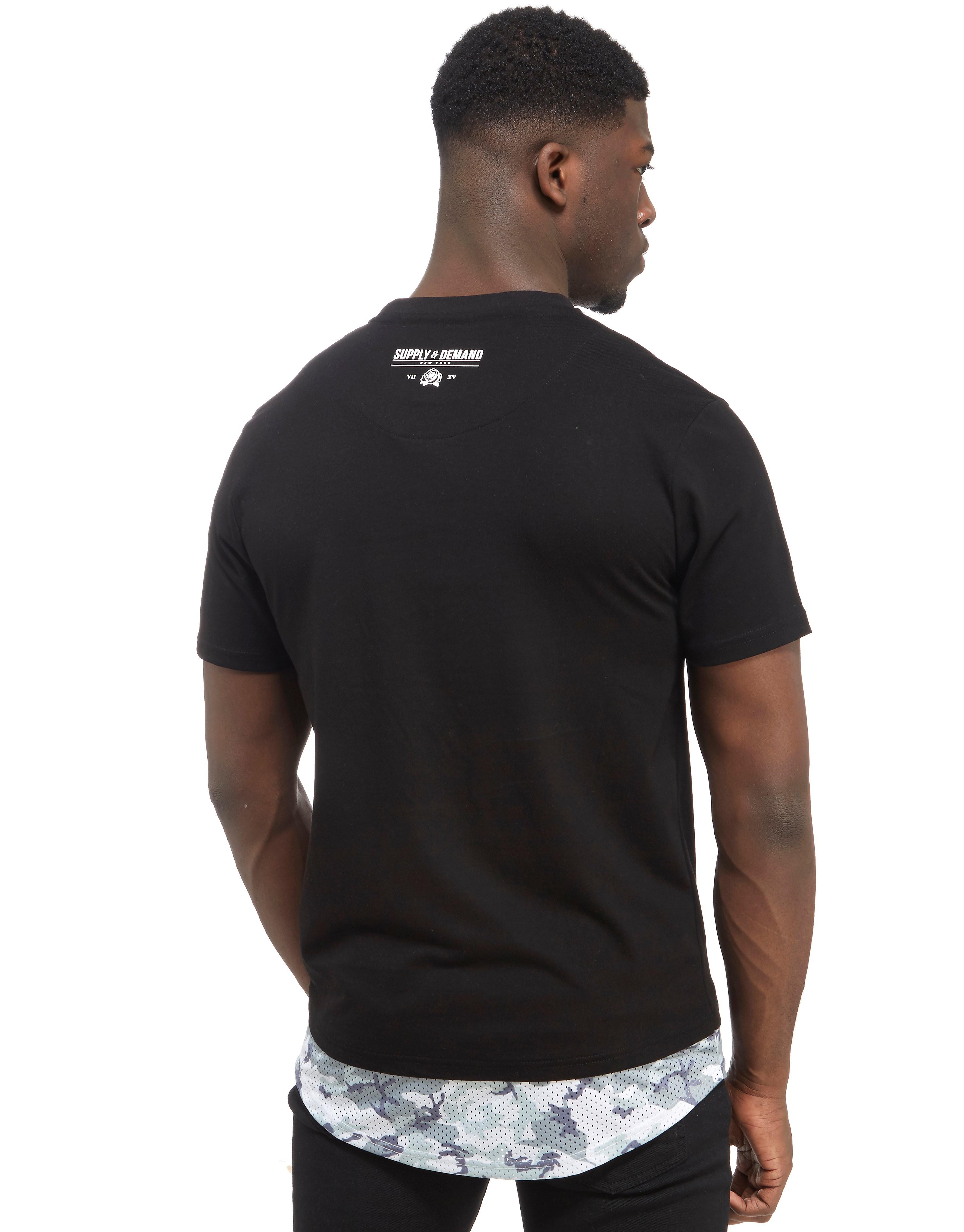 Supply & Demand Camo Layer T-Shirt