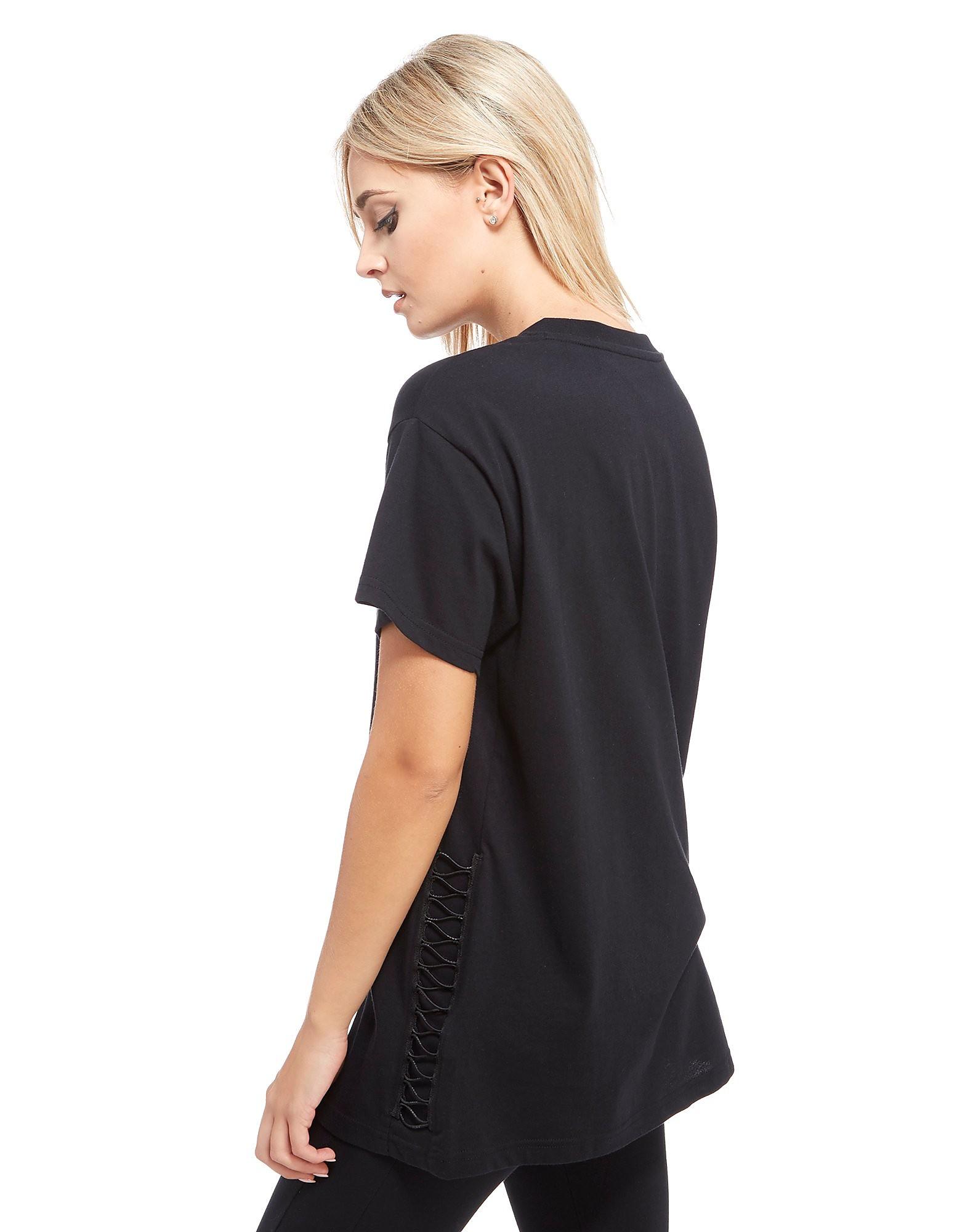 PUMA Lace Up Boyfriend T-Shirt
