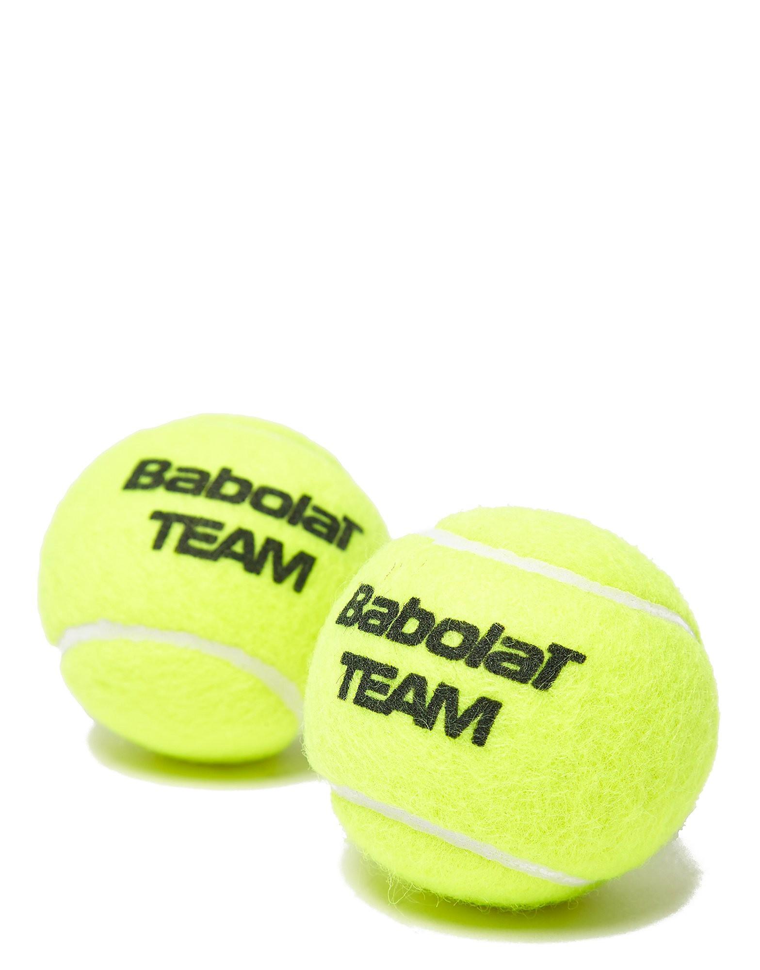 Babolat Team Tennis Balls (4 can)
