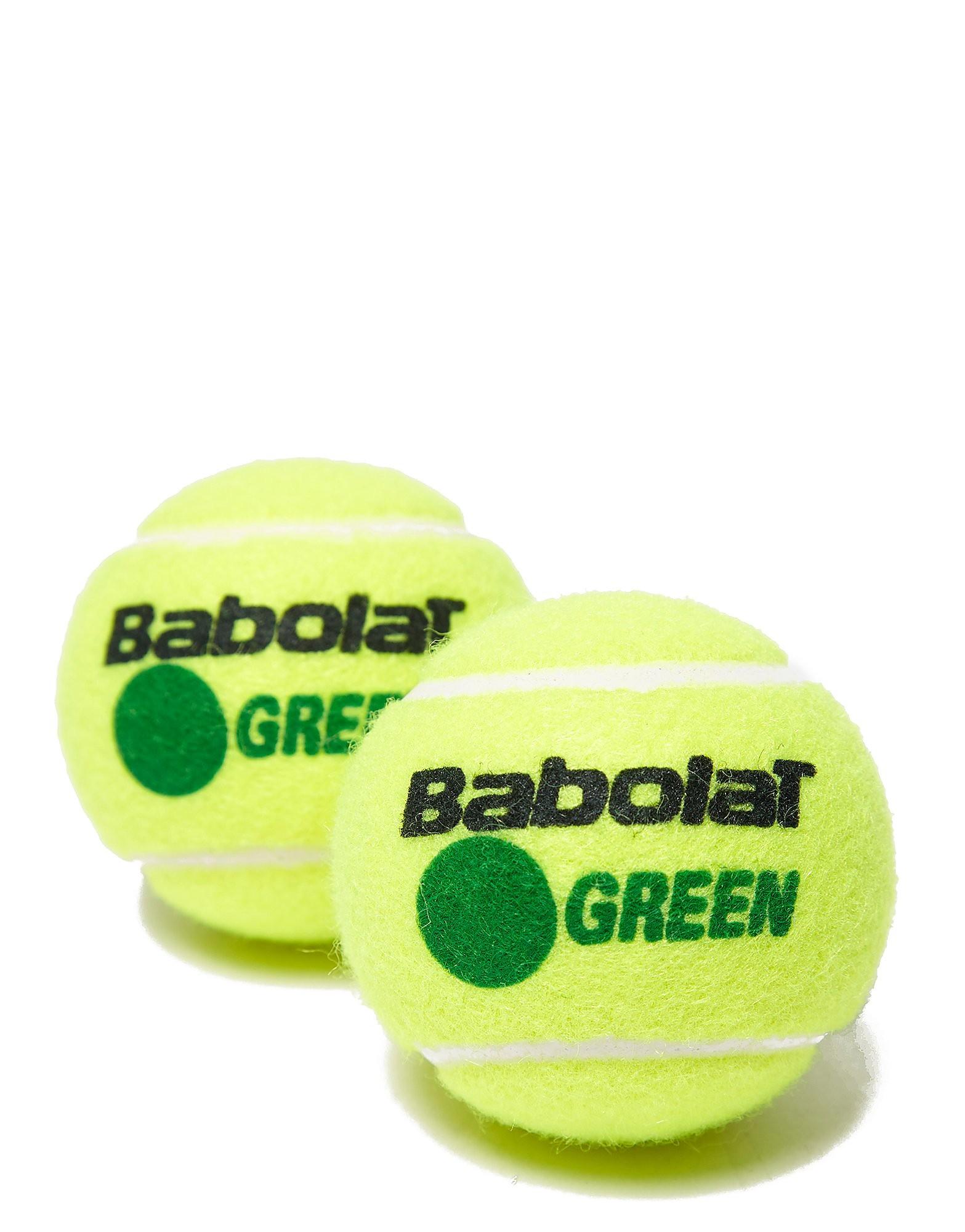 Babolat Green x3 Tennis Balls
