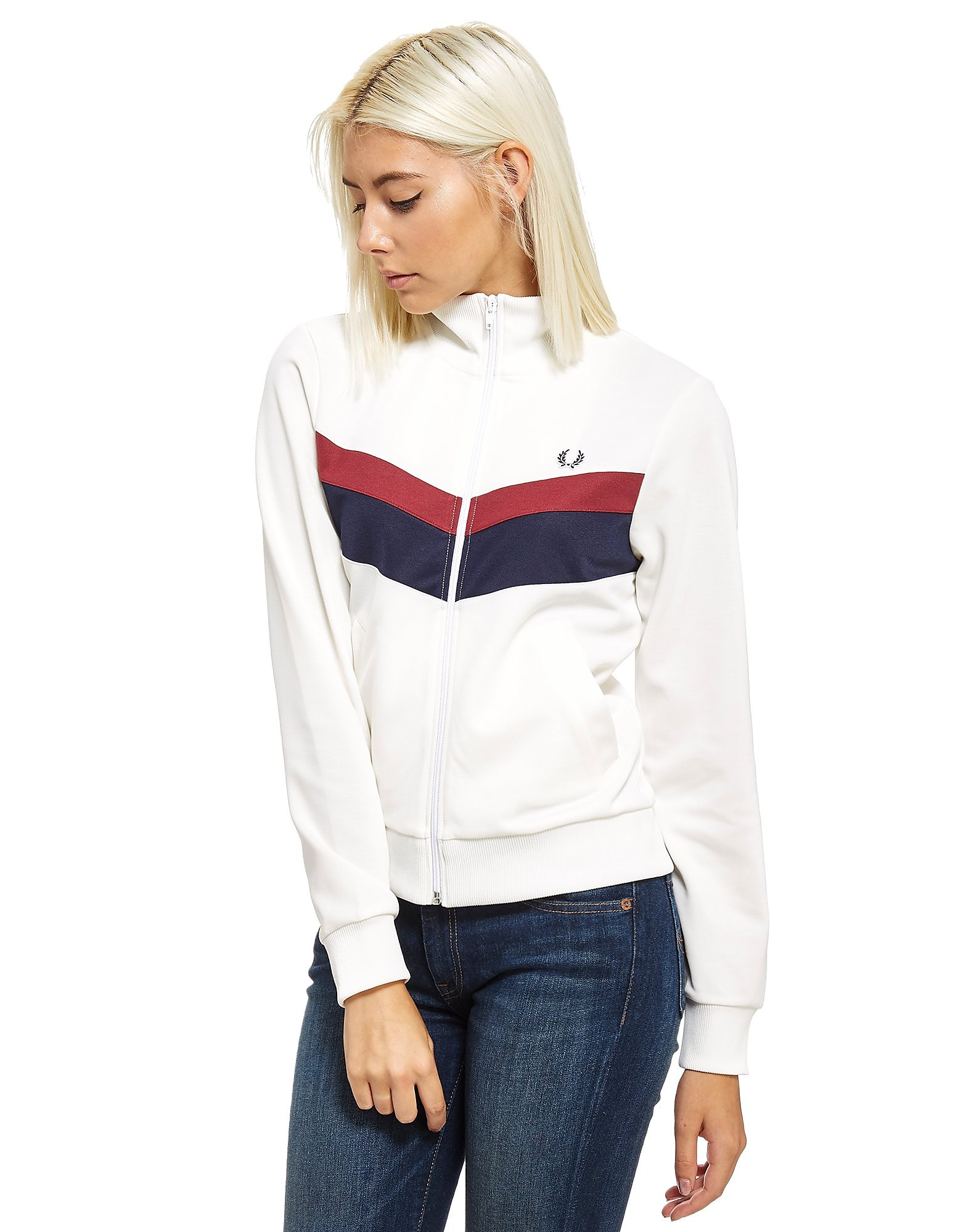 Fred Perry Chevron Track Top