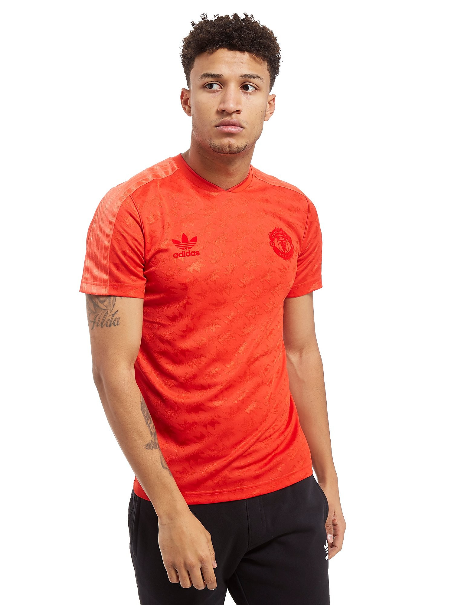 adidas Originals Manchester United 2017 T-Shirt
