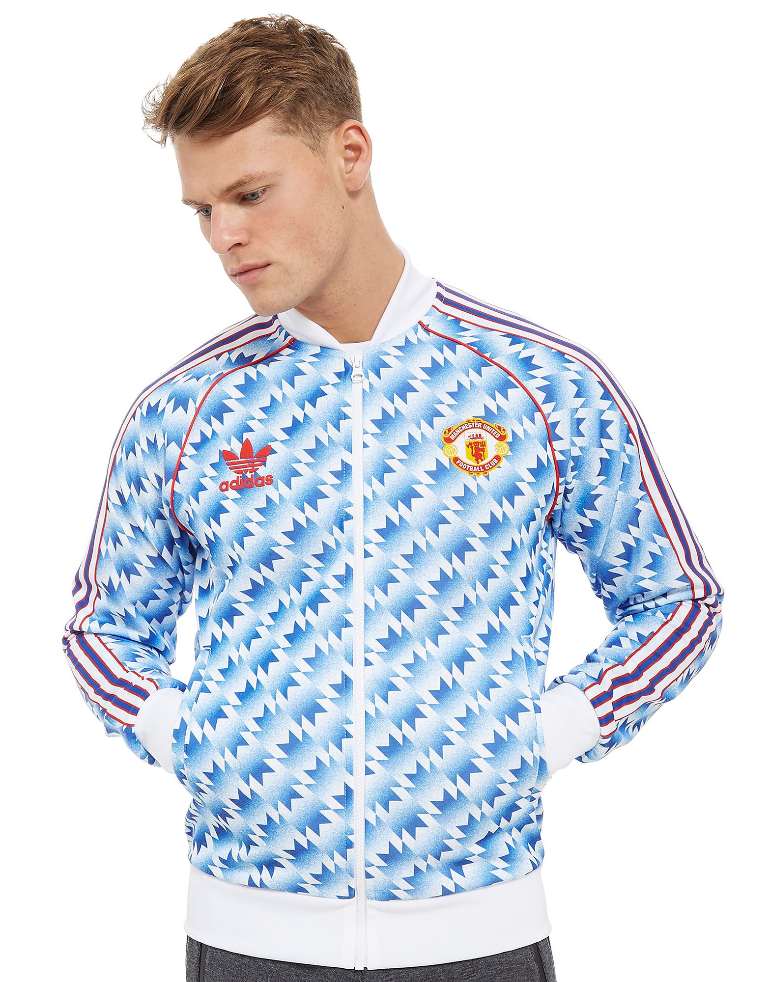 adidas Originals Manchester United FC Track Top