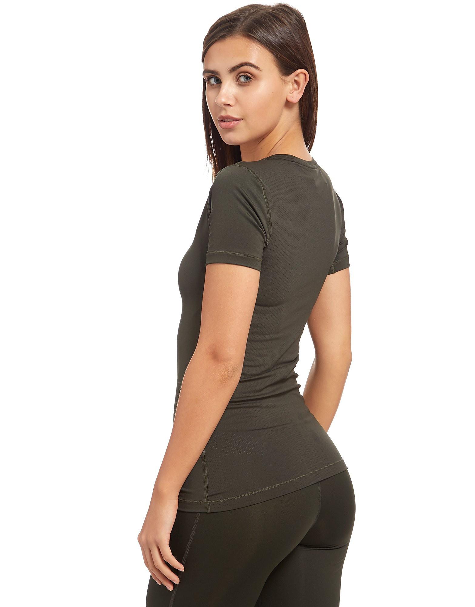 Nike Pro Short Sleeve T-Shirt Dames