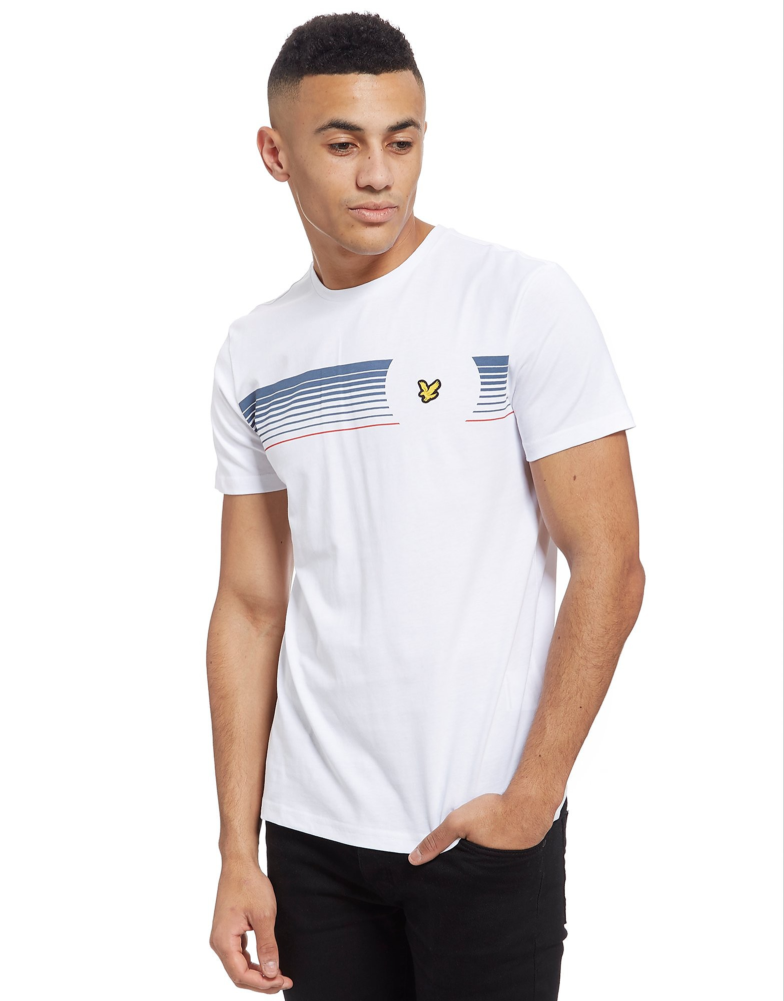 Lyle & Scott Robson Graphic T-Shirt