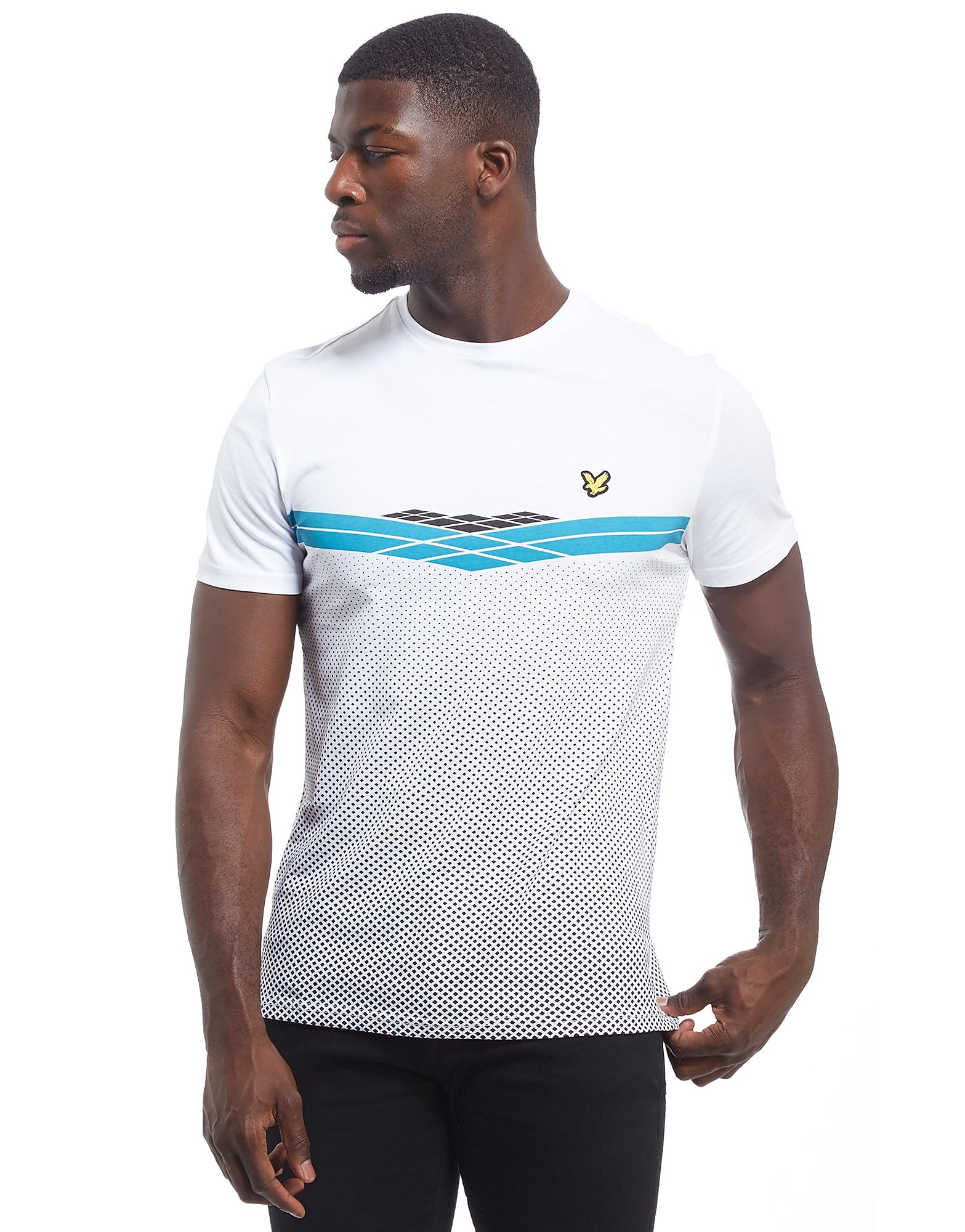 Lyle & Scott Mclean Graphic T-Shirt
