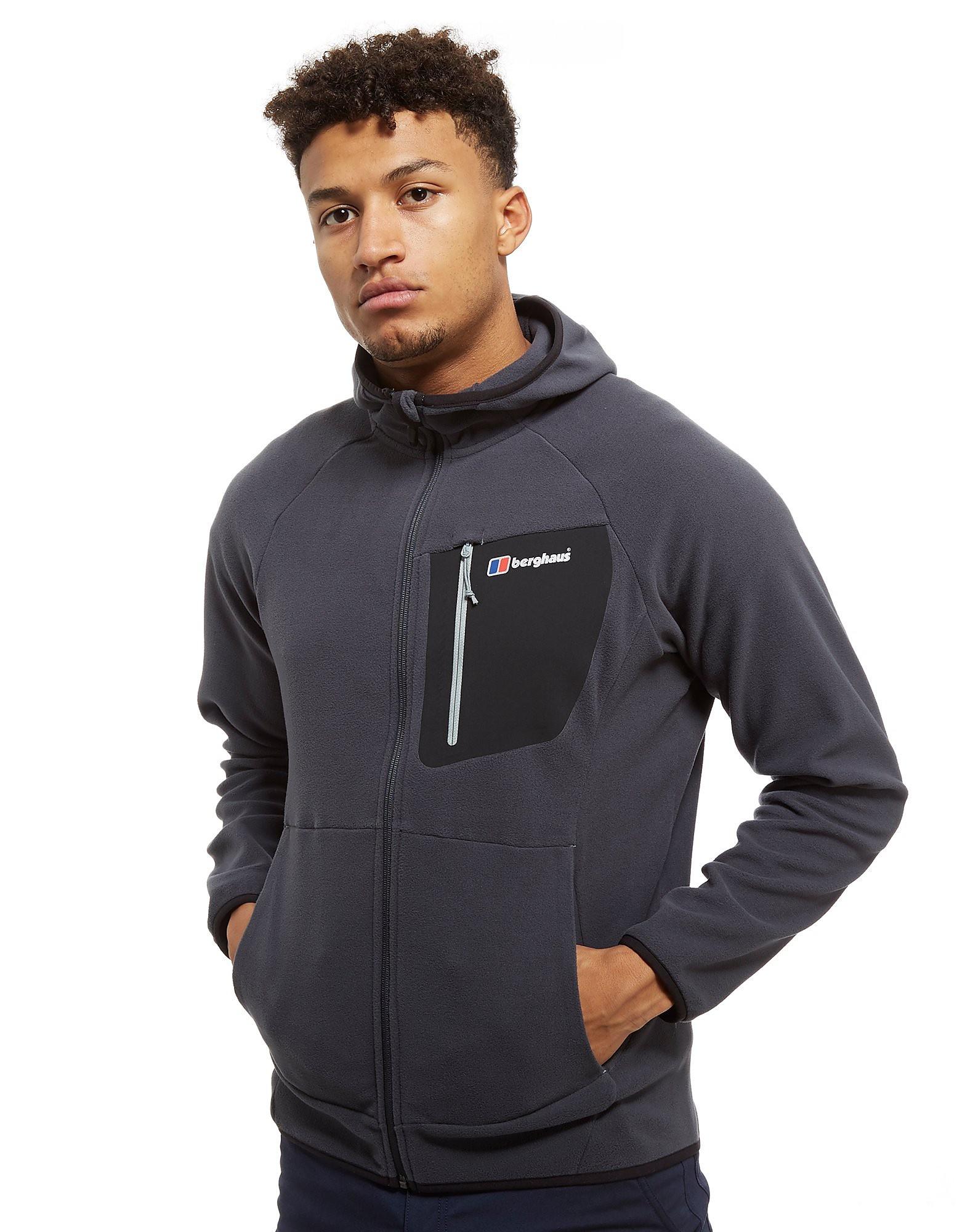 Berghaus Deception Hooded Full Zip Fleece Jacket