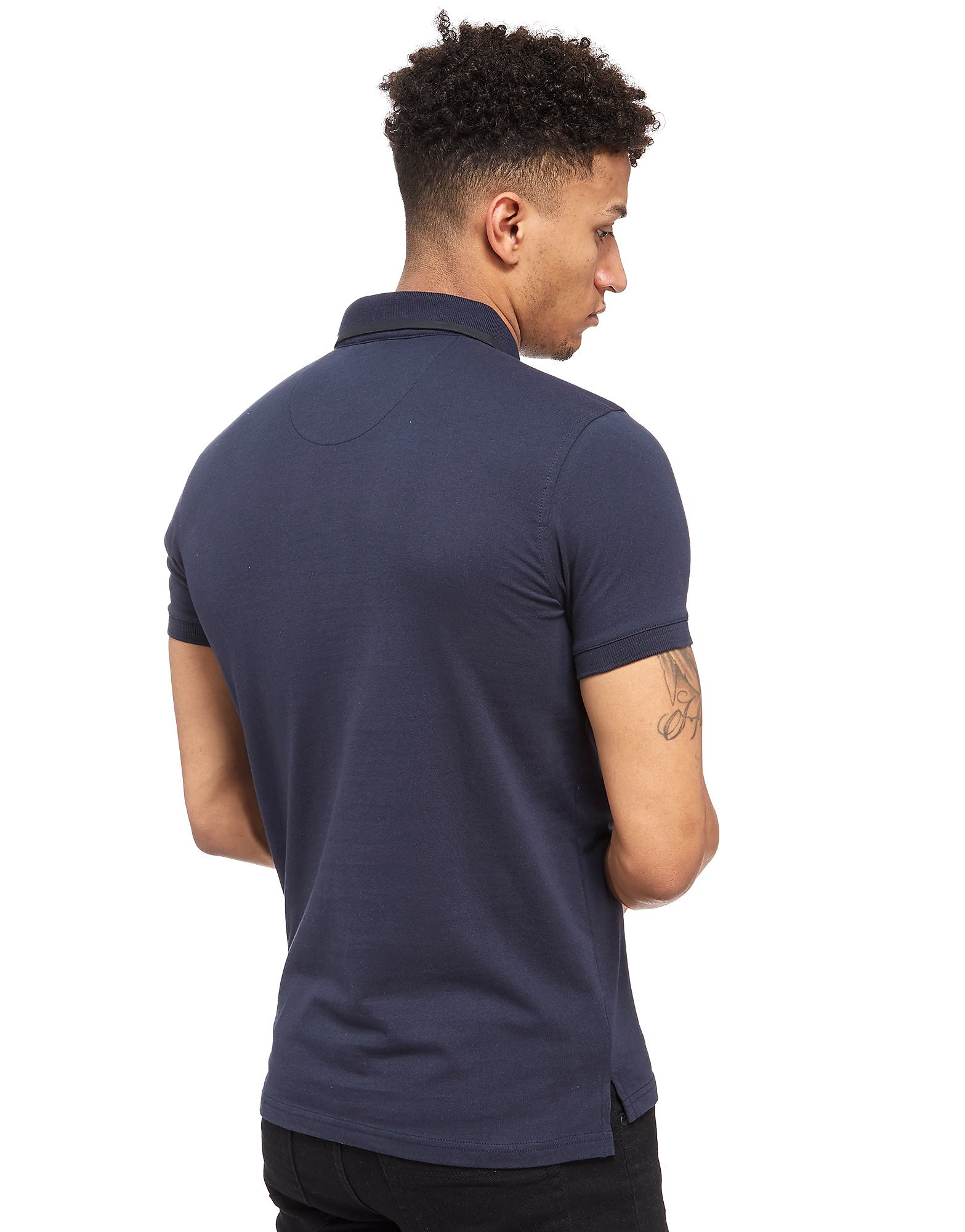 Nanny State Capped Polo Shirt