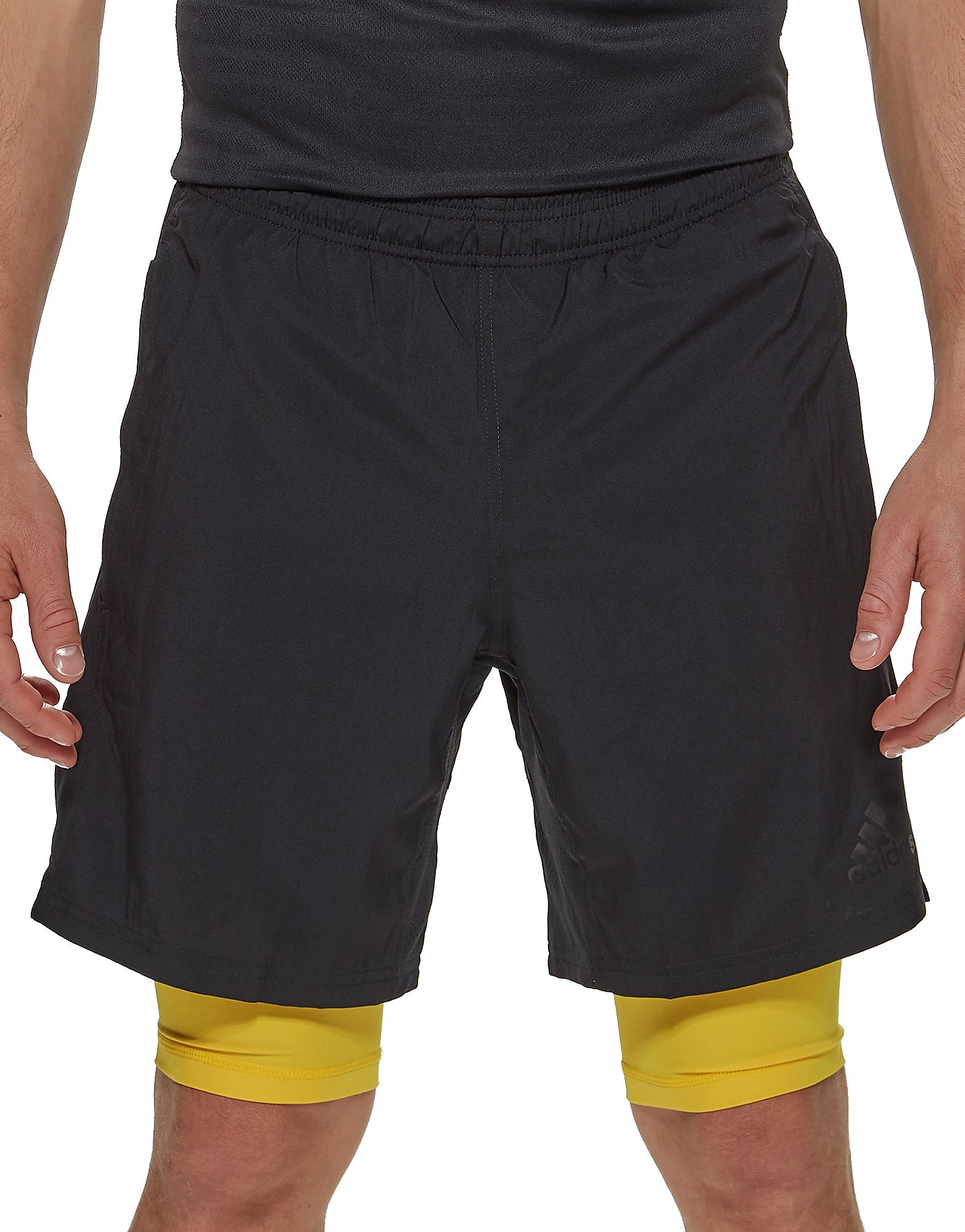 adidas Climacool 2-In-1 Speed Shorts