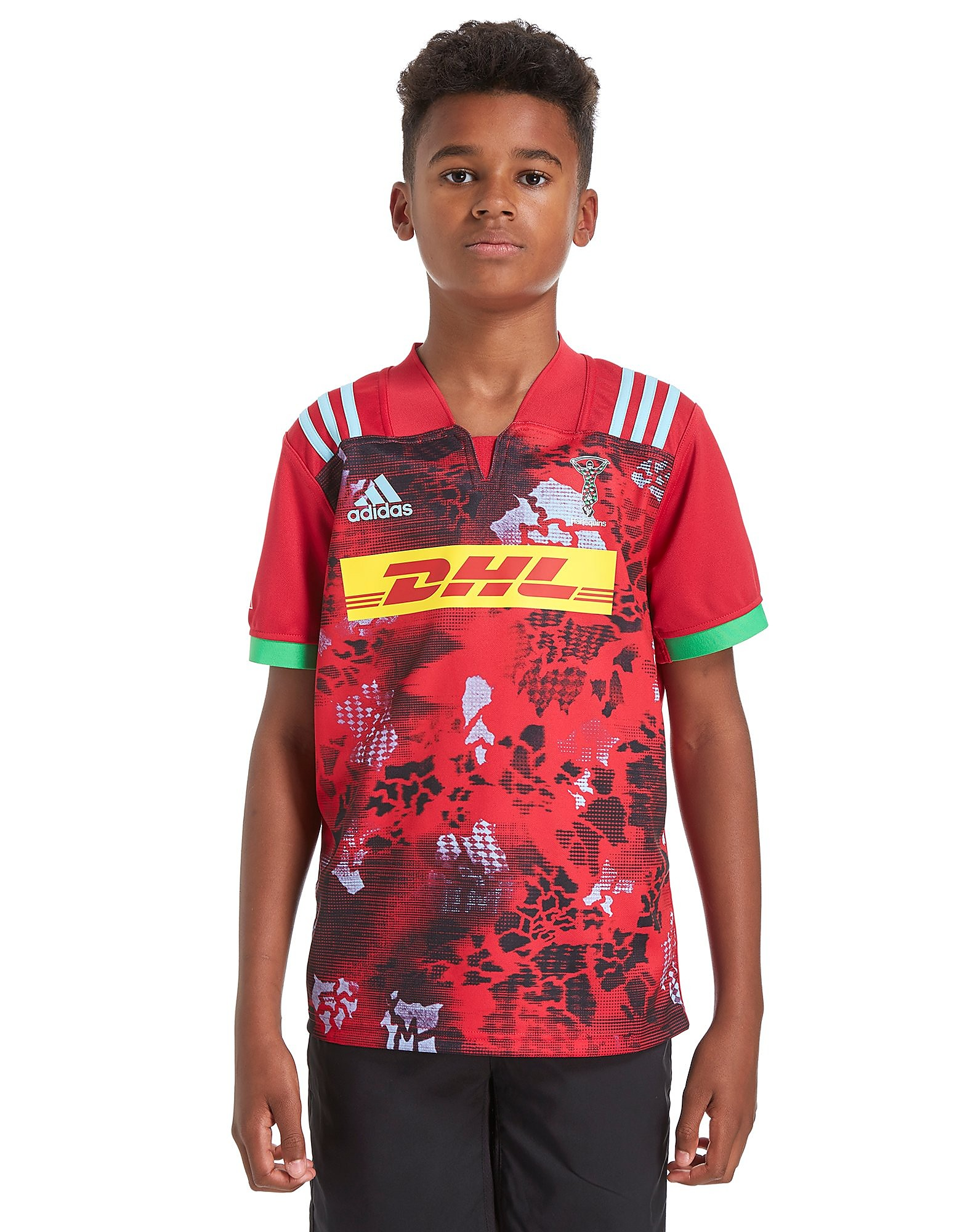 adidas Harlequins 2017/18 Away Shirt Junior