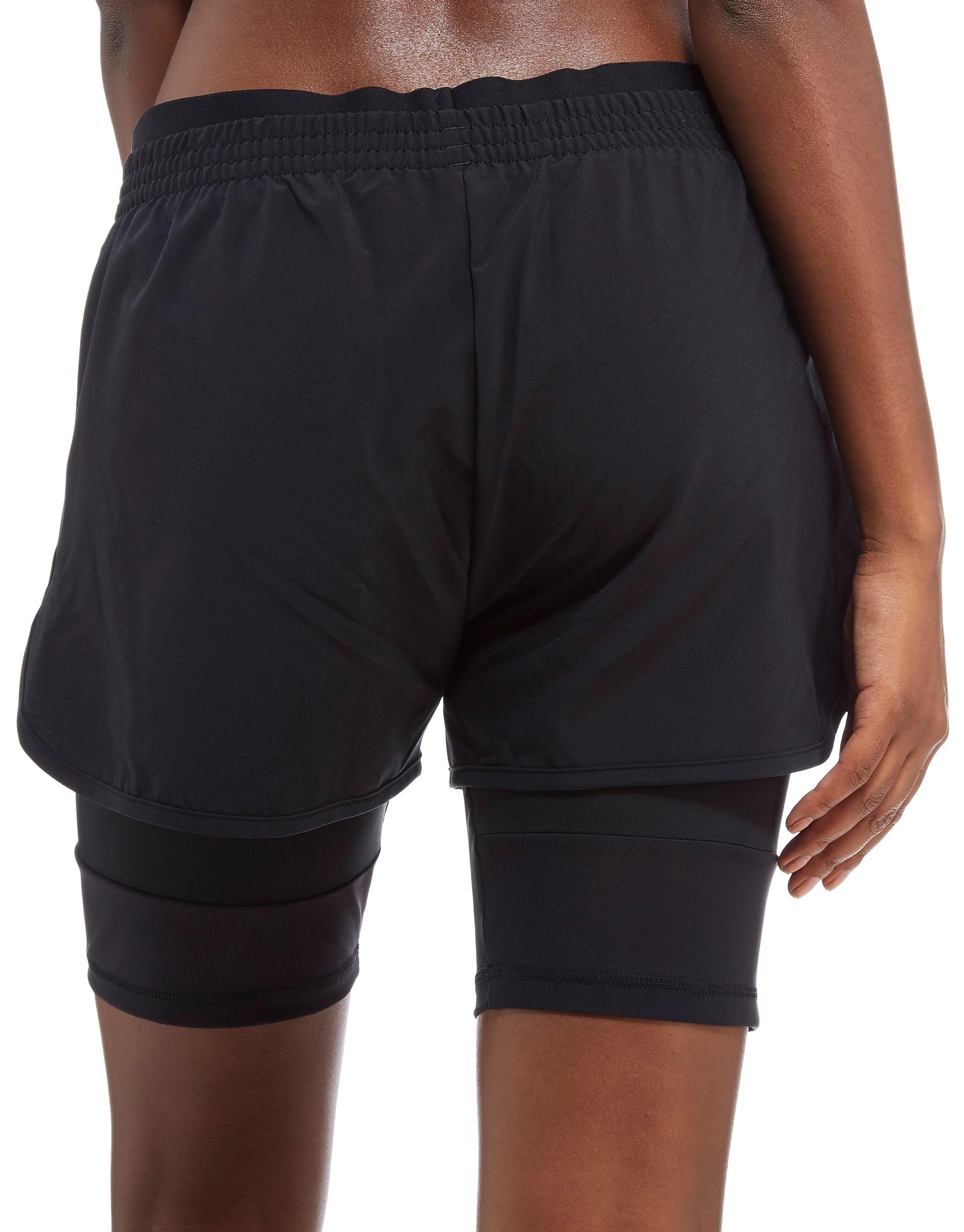 adidas 2-in-1 Long Shorts