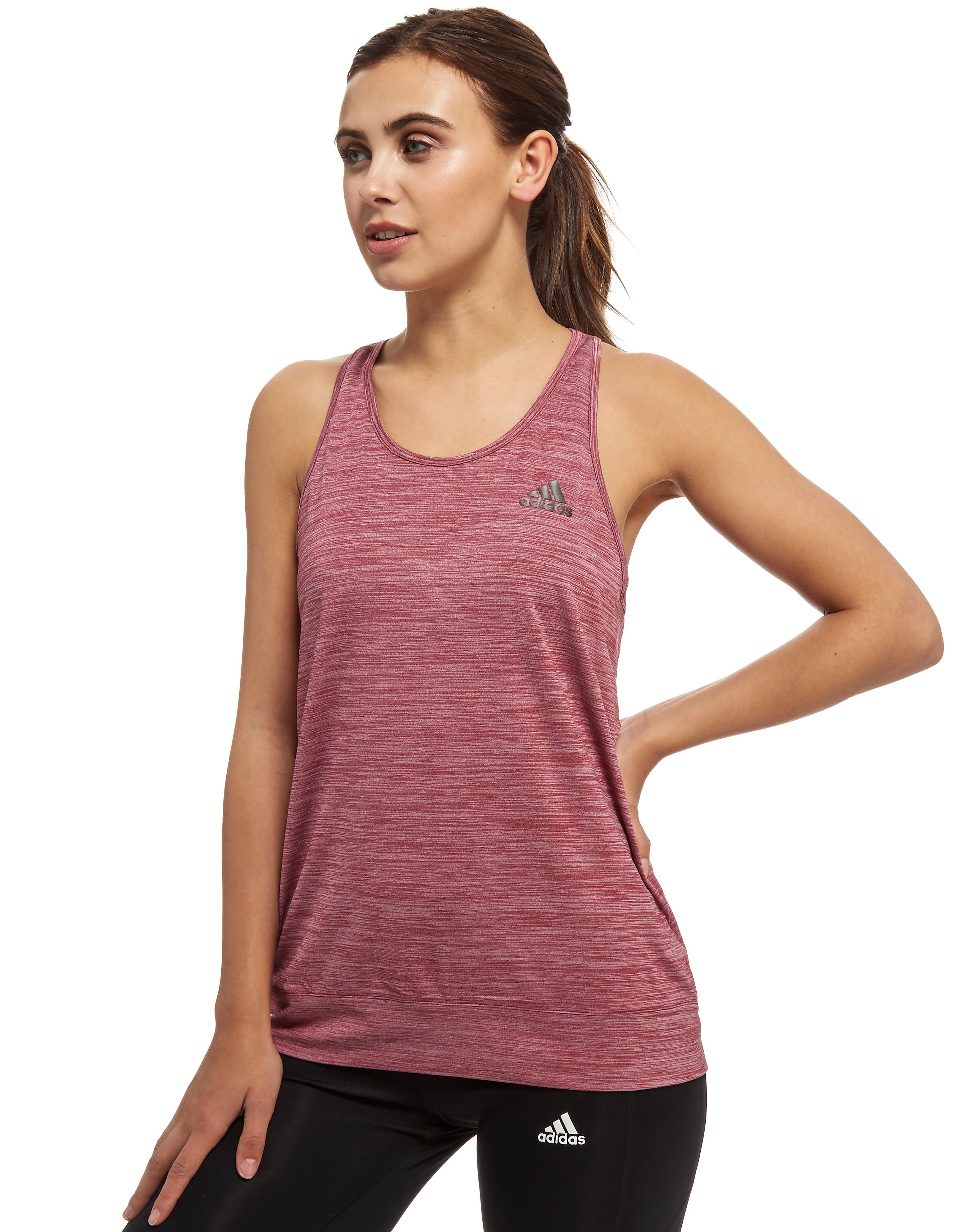 adidas Performer Banded Tank Top