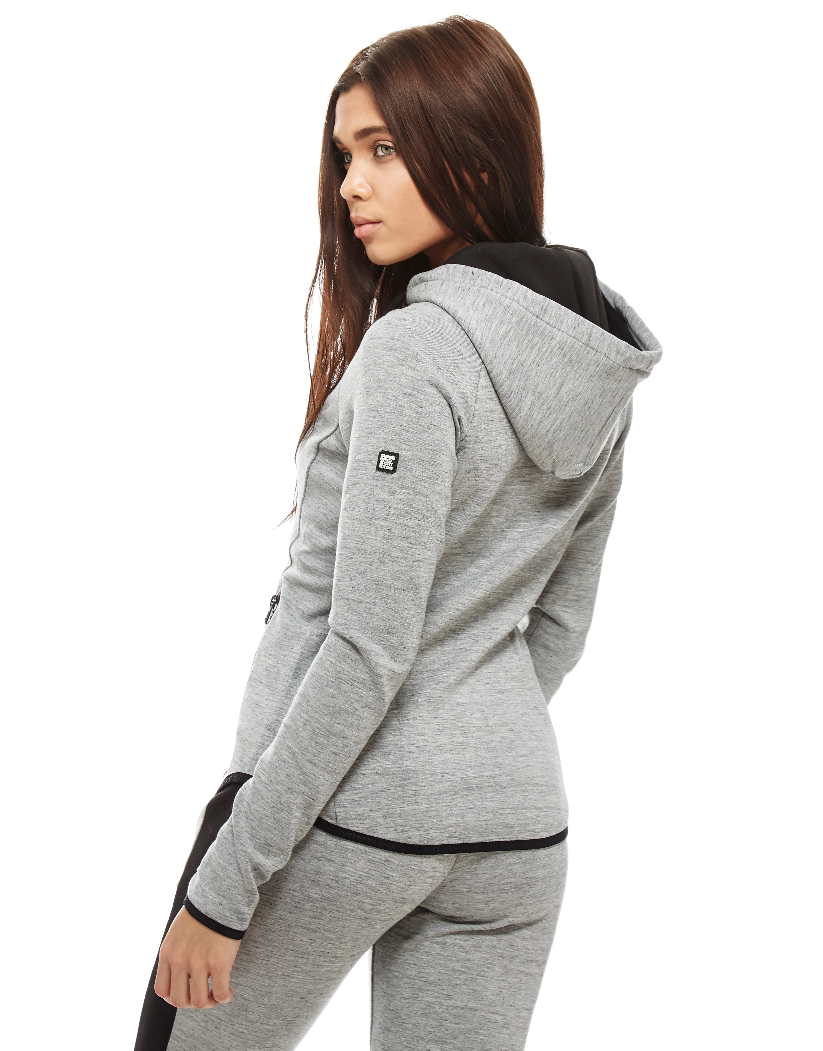 Superdry Gym Tech Front Zip Hoody