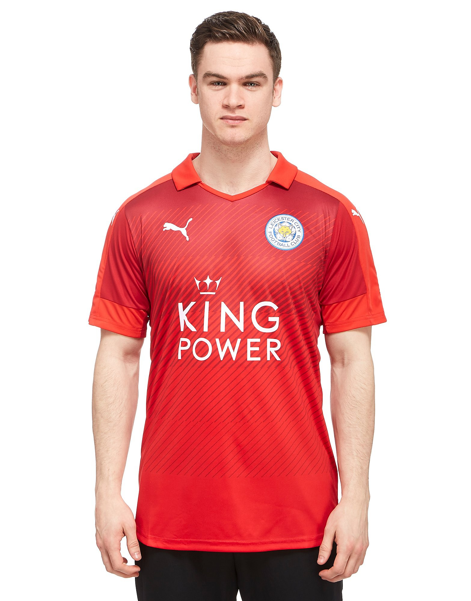 PUMA Leicester City FC 2016/17 Away Shirt
