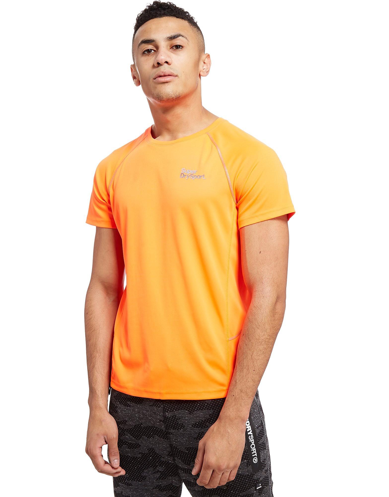 Superdry Sport Tech Mesh T-Shirt Homme
