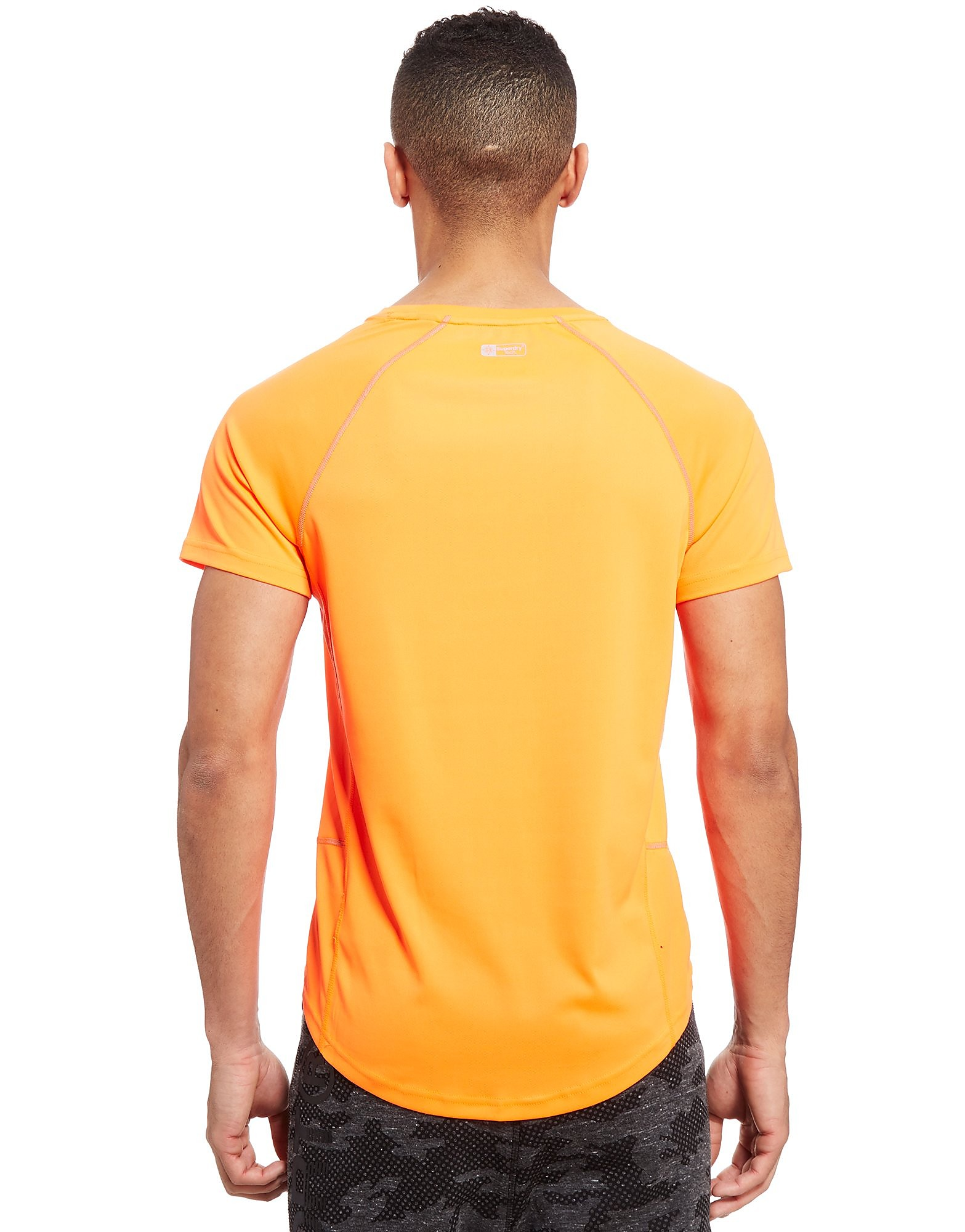 Superdry Sport Tech Mesh T-Shirt