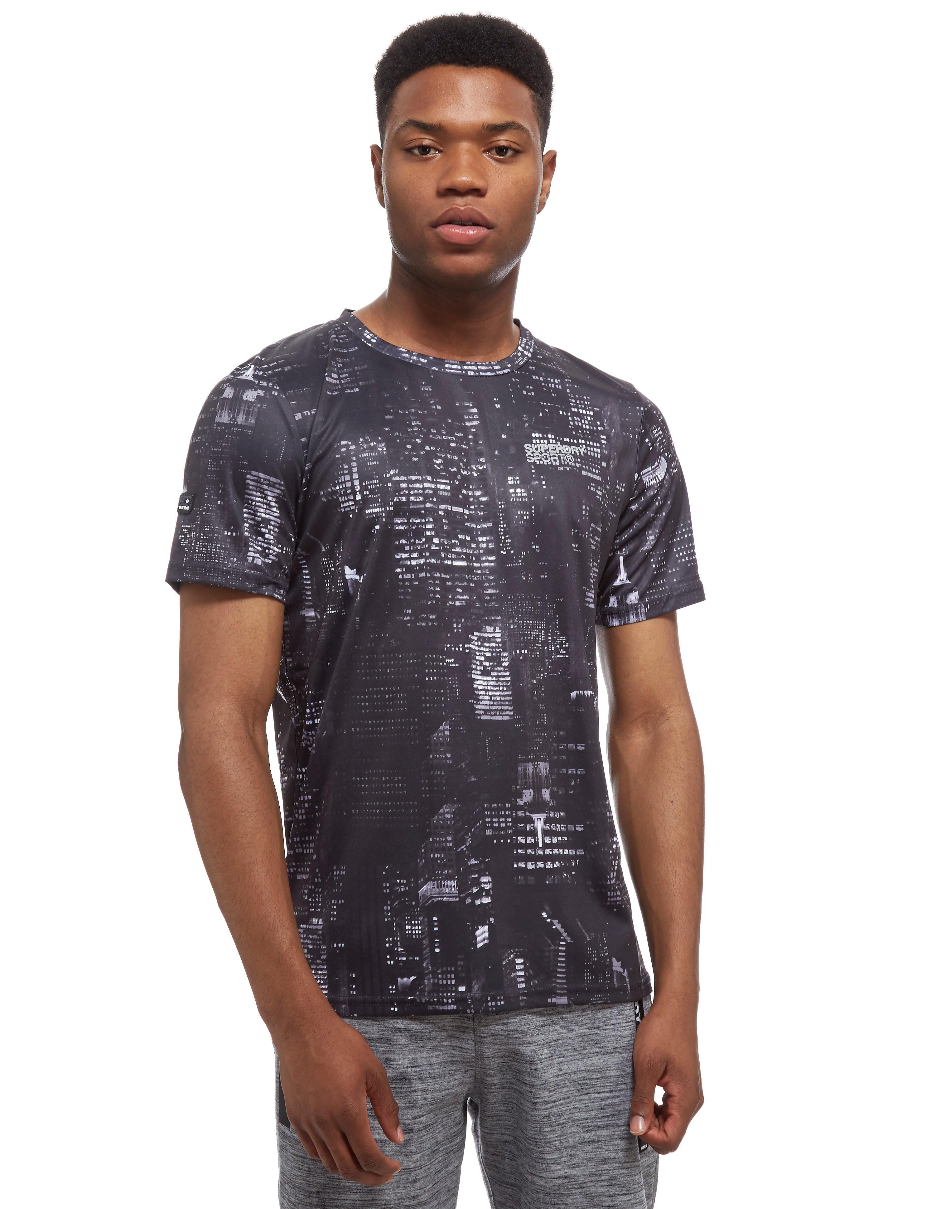 Superdry Sport City Lights T-Shirt