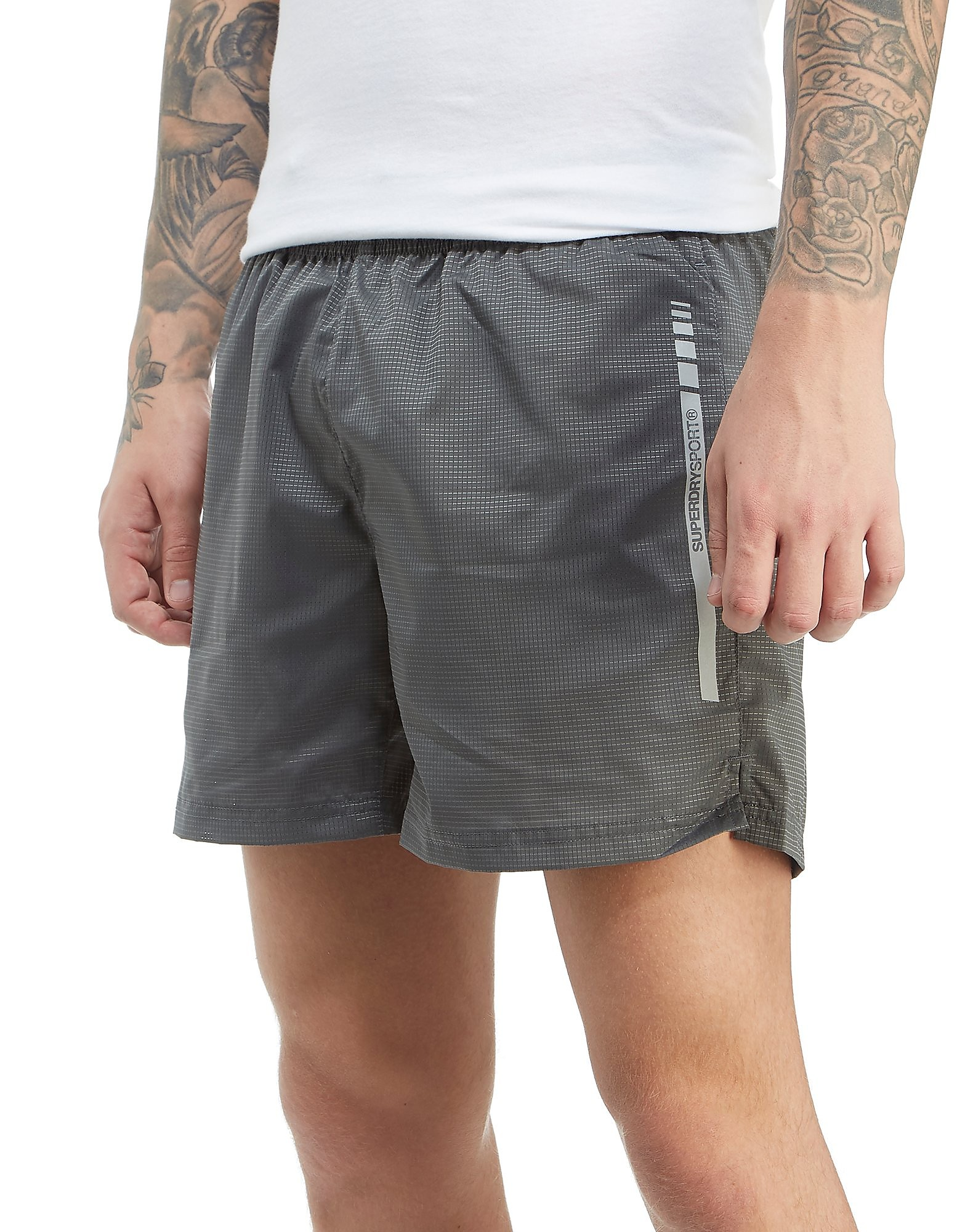 Superdry Sport Core Training Laufshorts
