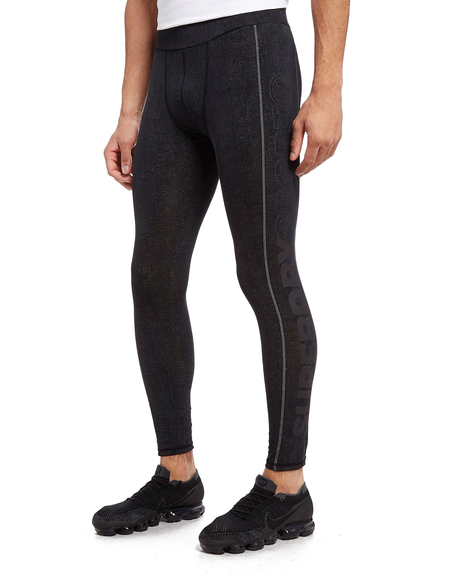Superdry Tech Athletic Leggings Heren