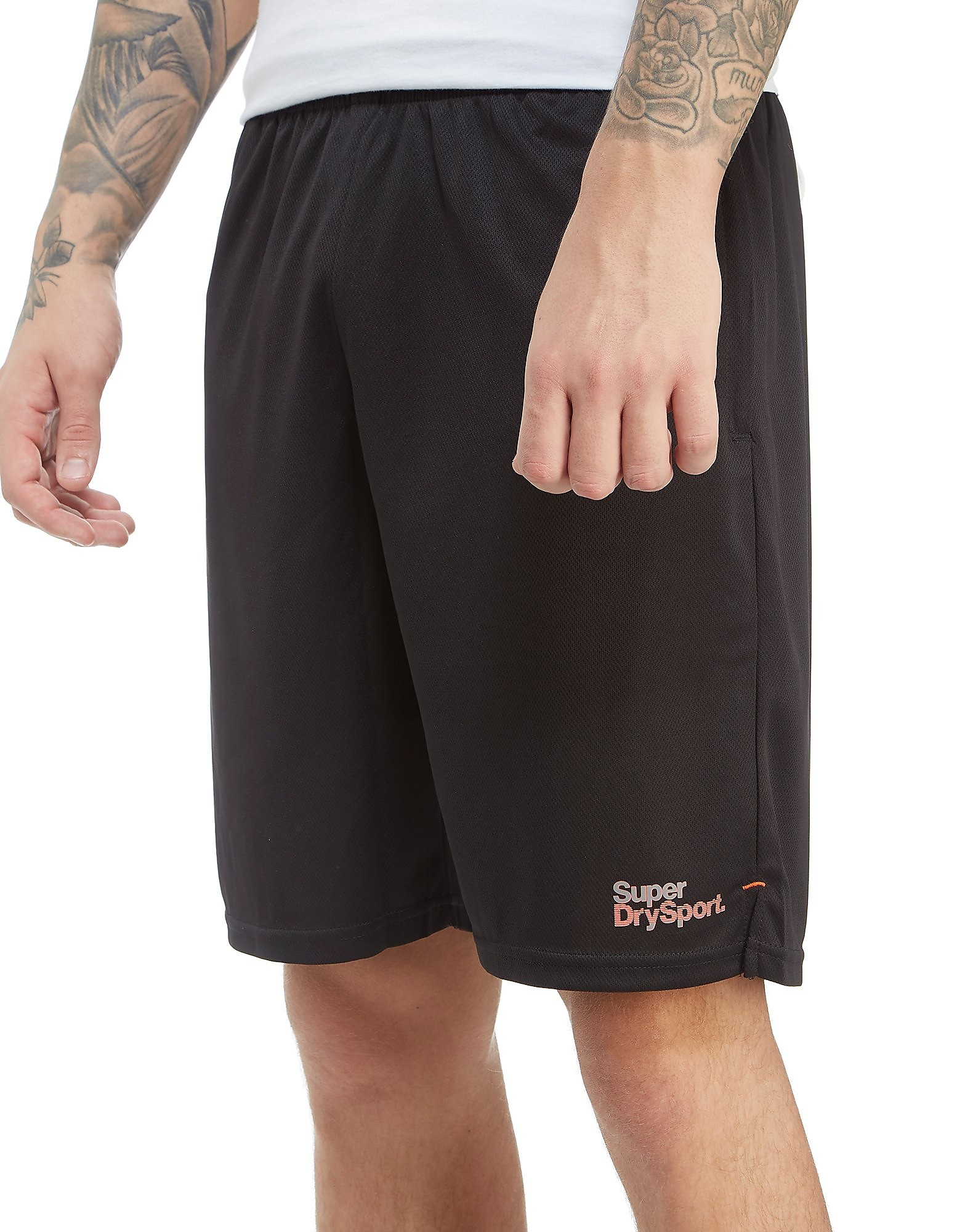 Superdry Sport Core Train Tricot Shorts