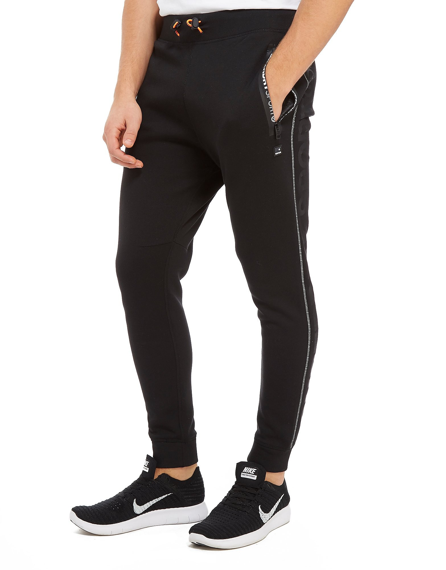 Superdry Sport Gym Tech Slim Joggers